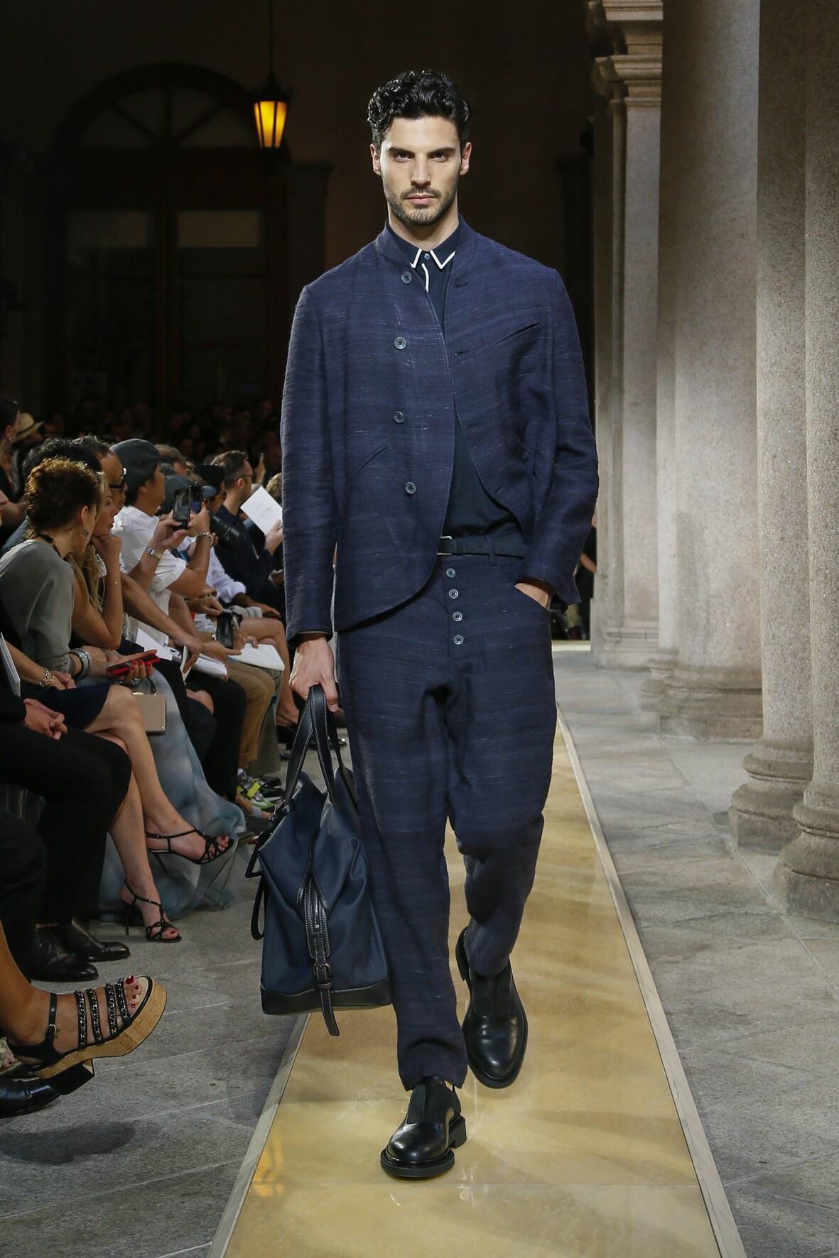 Giorgio Armani Catwalk