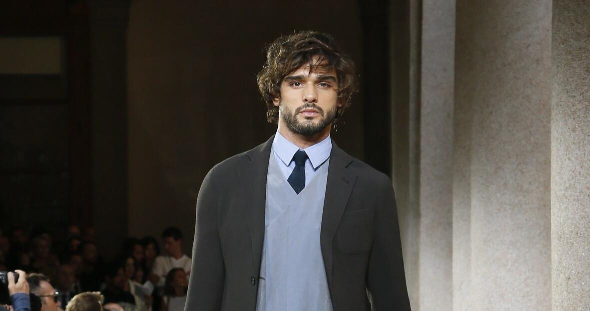 Giorgio Armani Fashion Show SS 2020 Milan
