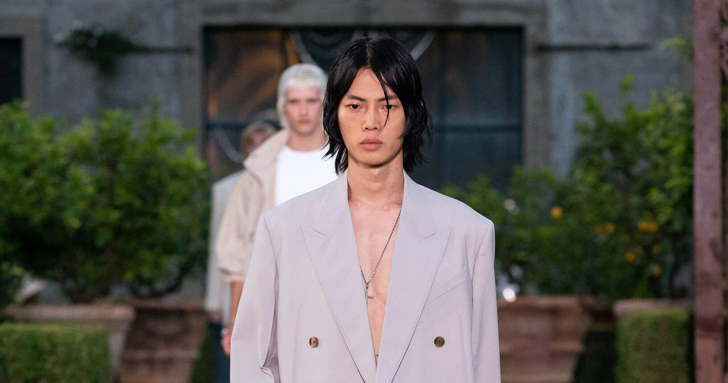Givenchy Fashion Show SS 2020 Florence