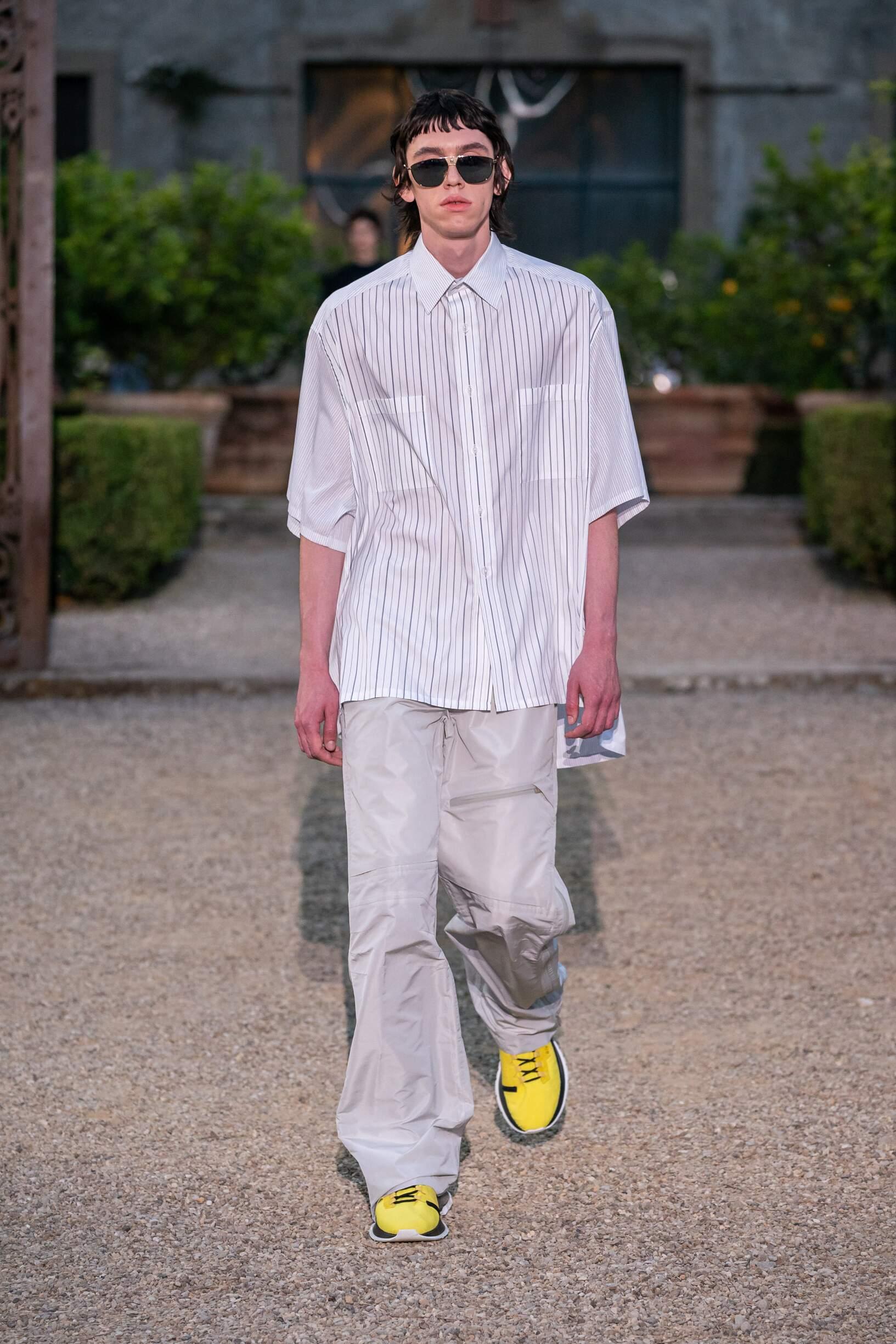 Givenchy Pitti Immagine Menswear