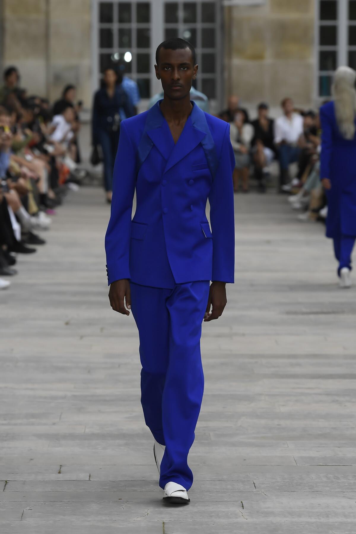 Gmbh Paris Fashion Week Menswear
