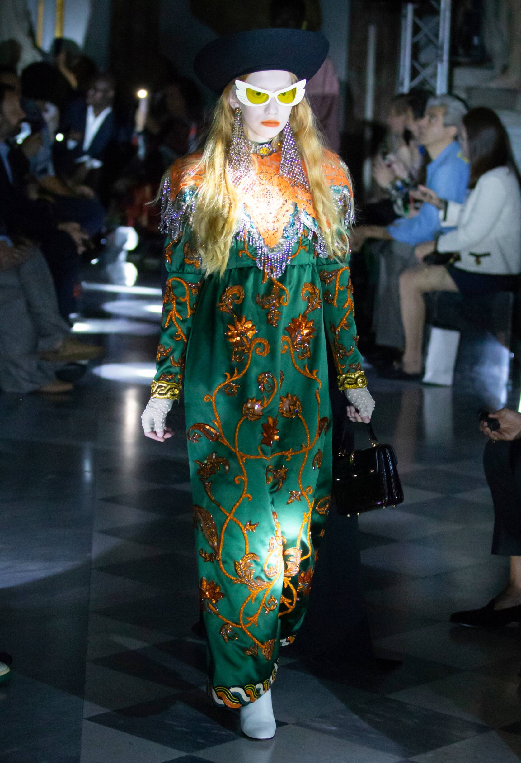 Gucci Cruise 2020 Collection Look 10 Rome