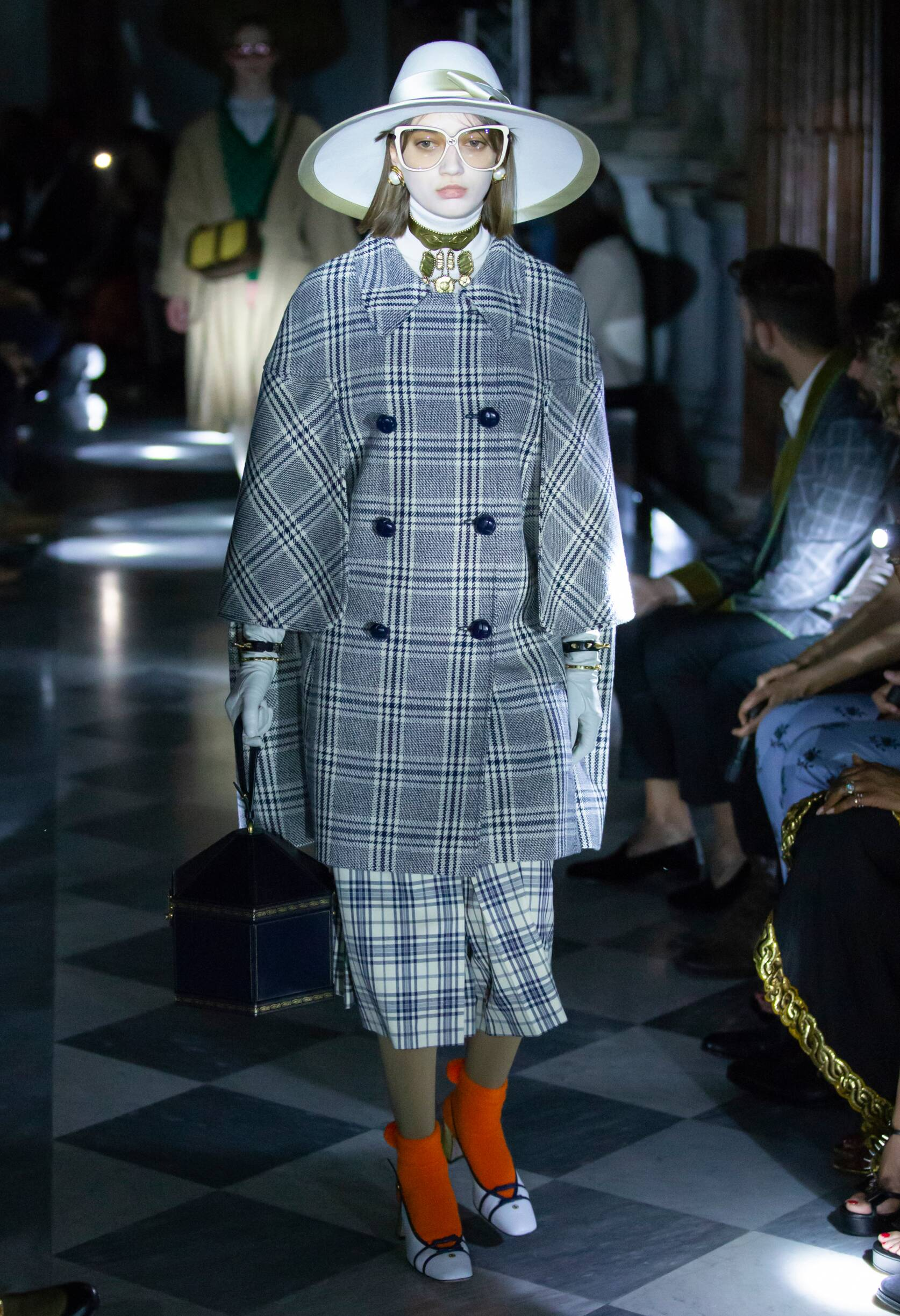 Gucci Cruise 2020 Collection Look 11 Rome