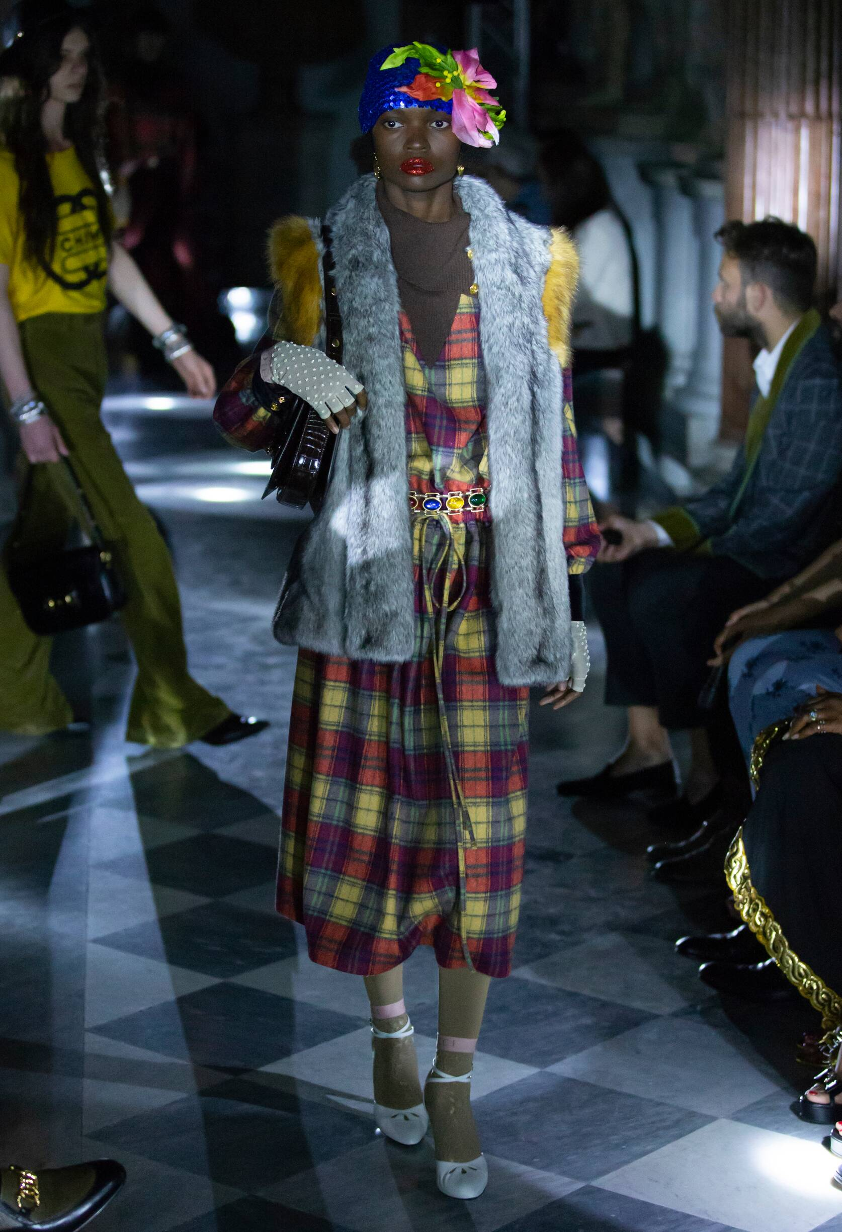 Gucci Cruise 2020 Collection Look 12 Rome