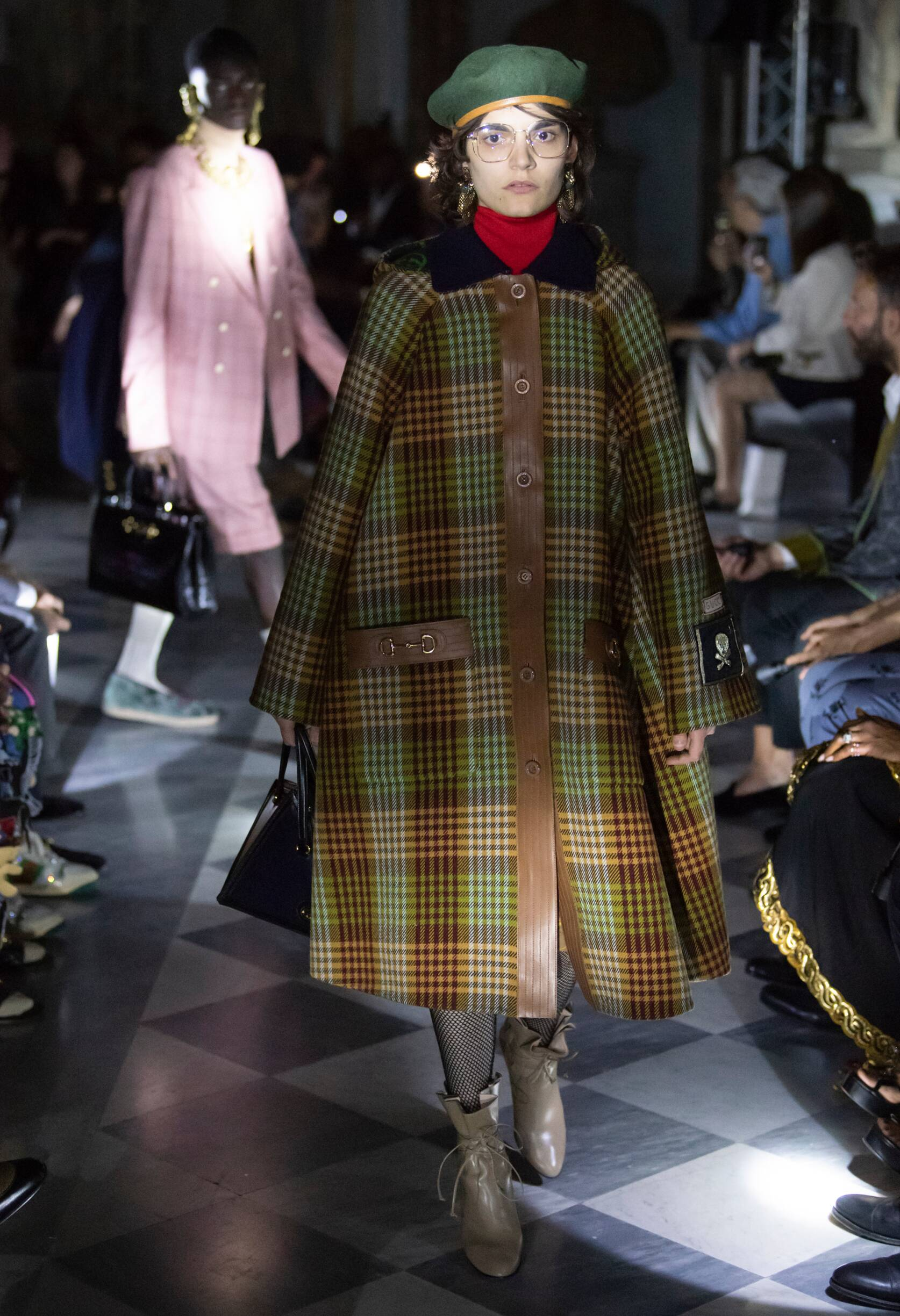 Gucci Cruise 2020 Collection Look 14 Rome