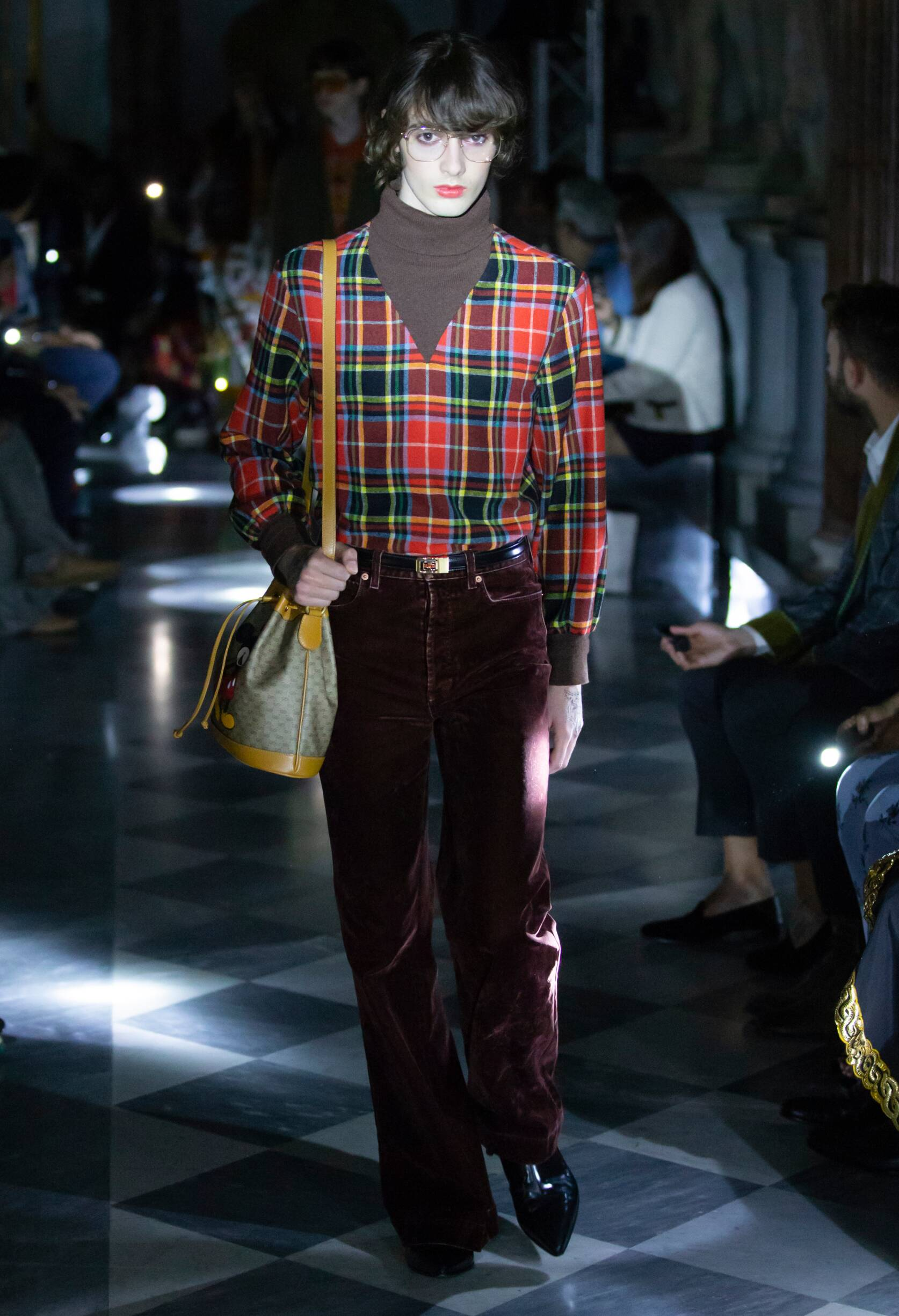 Gucci Cruise 2020 Collection Look 17 Rome