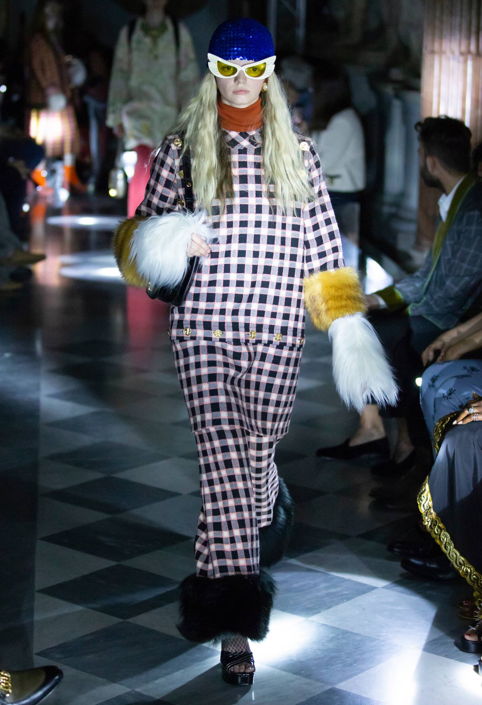 Gucci Cruise 2020 Collection Look 18 Rome