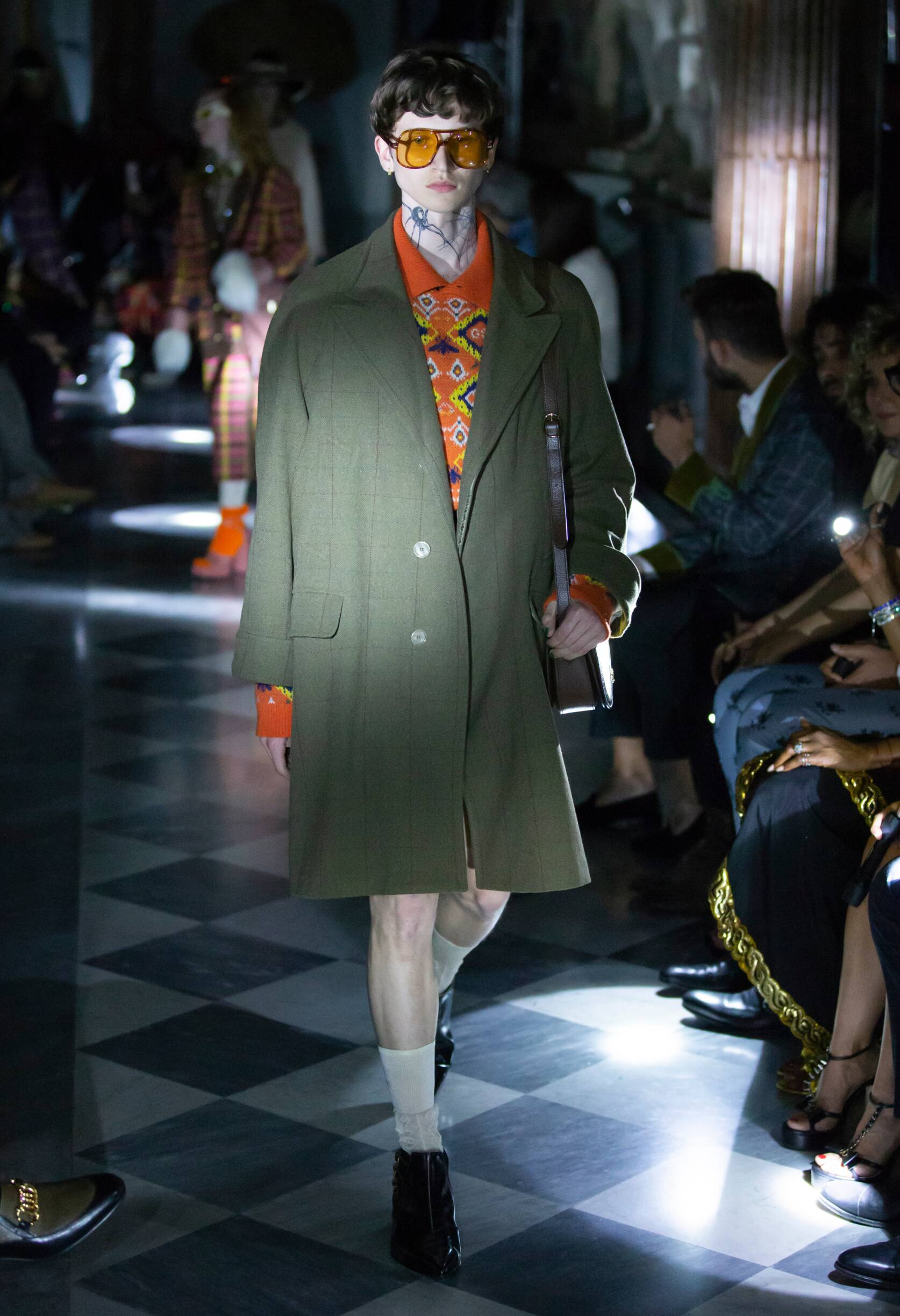 Gucci Cruise 2020 Collection Look 19 Rome