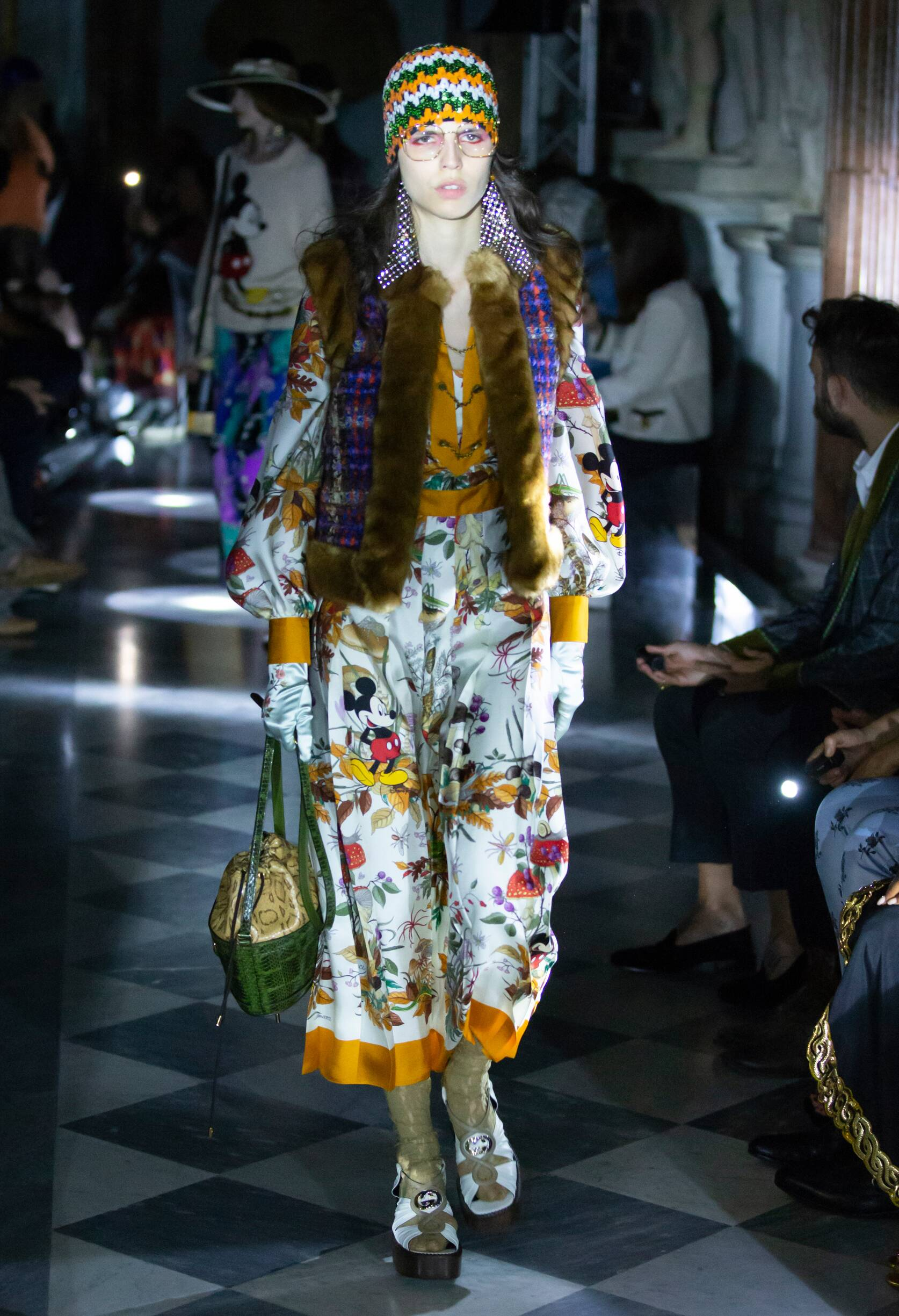 Gucci Cruise 2020 Collection Look 20 Rome