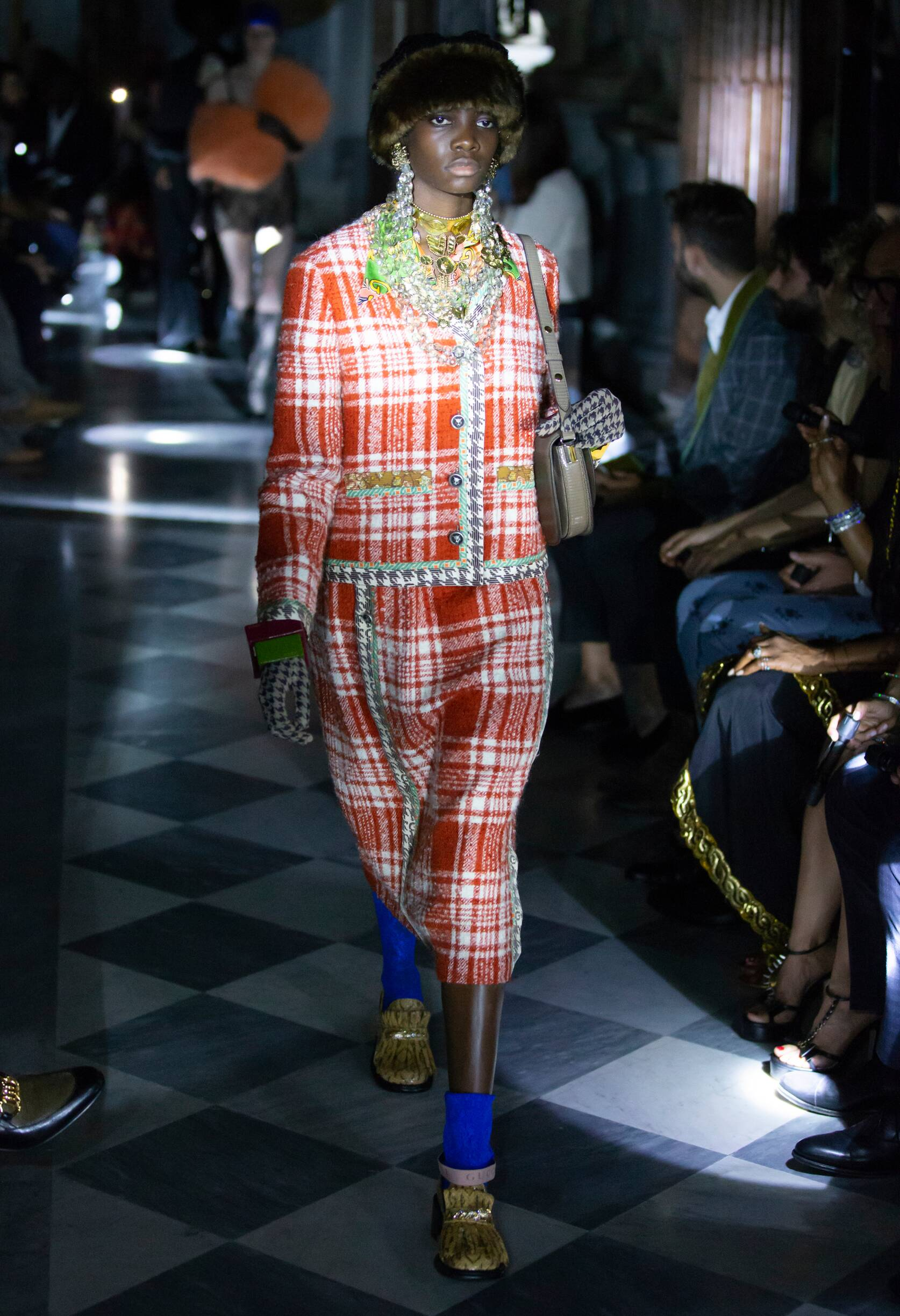 Gucci Cruise 2020 Collection Look 21 Rome