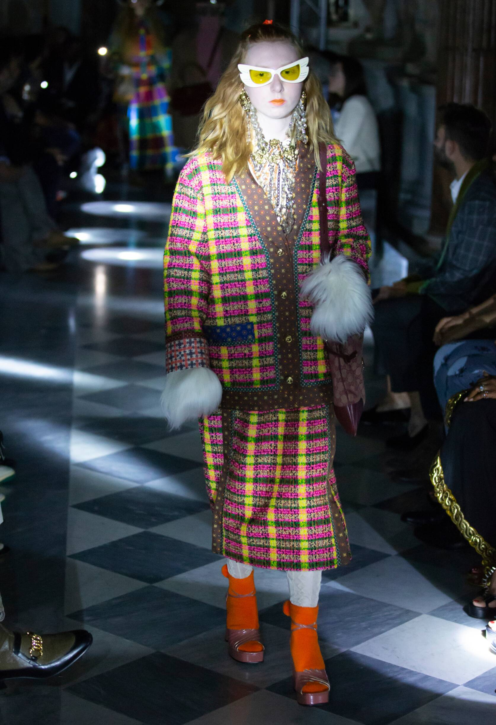 Gucci Cruise 2020 Collection Look 23 Rome