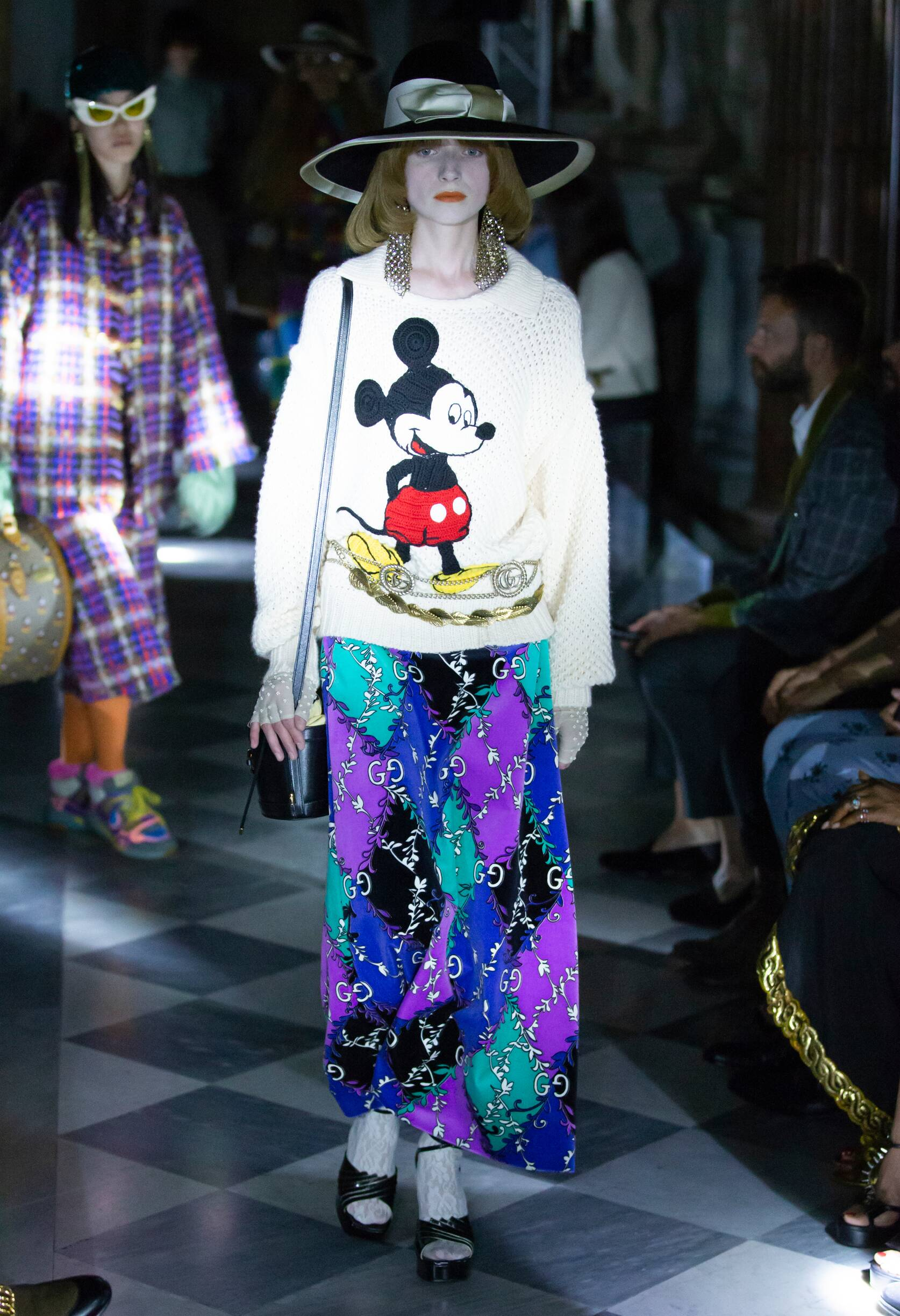 Gucci Cruise 2020 Collection Look 24 Rome