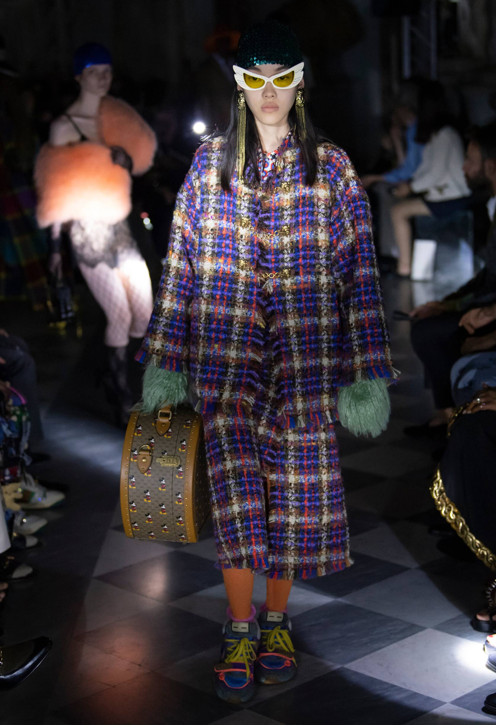 Gucci Cruise 2020 Collection Look 25 Rome