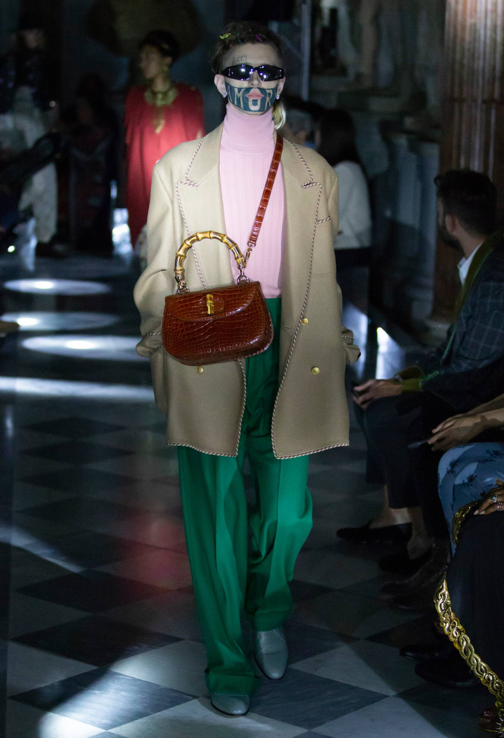 Gucci Cruise 2020 Collection Look 28 Rome