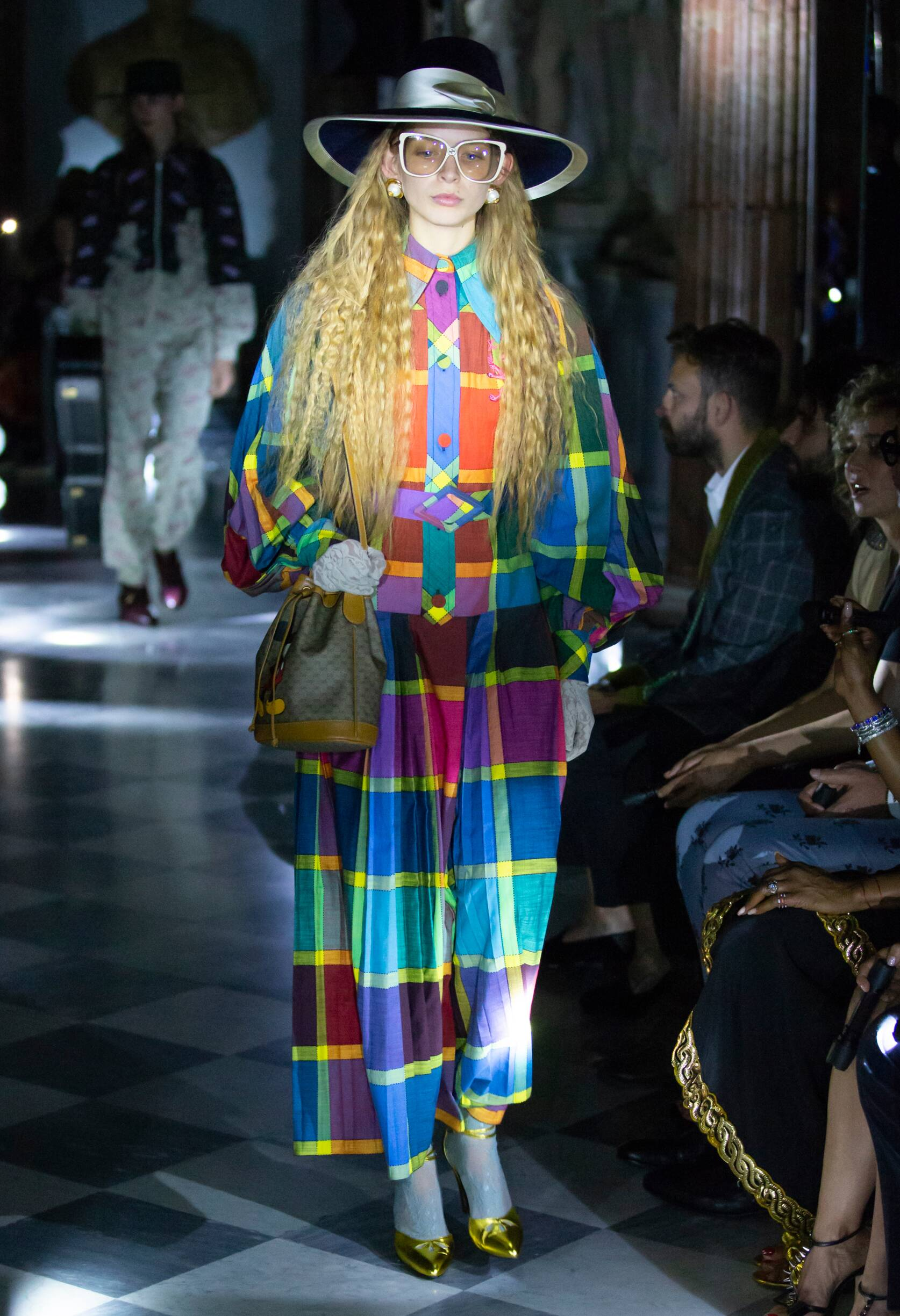 Gucci Cruise 2020 Collection Look 29 Rome