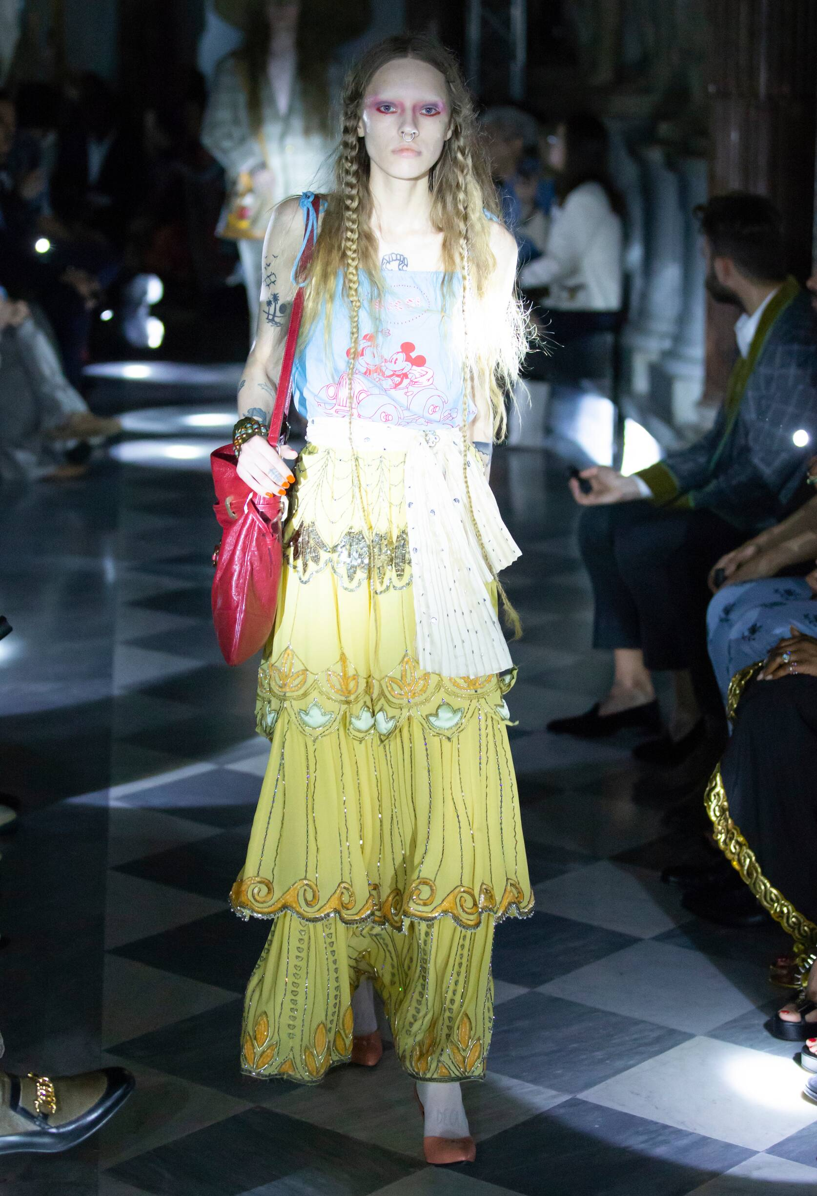 Gucci Cruise 2020 Collection Look 3 Rome