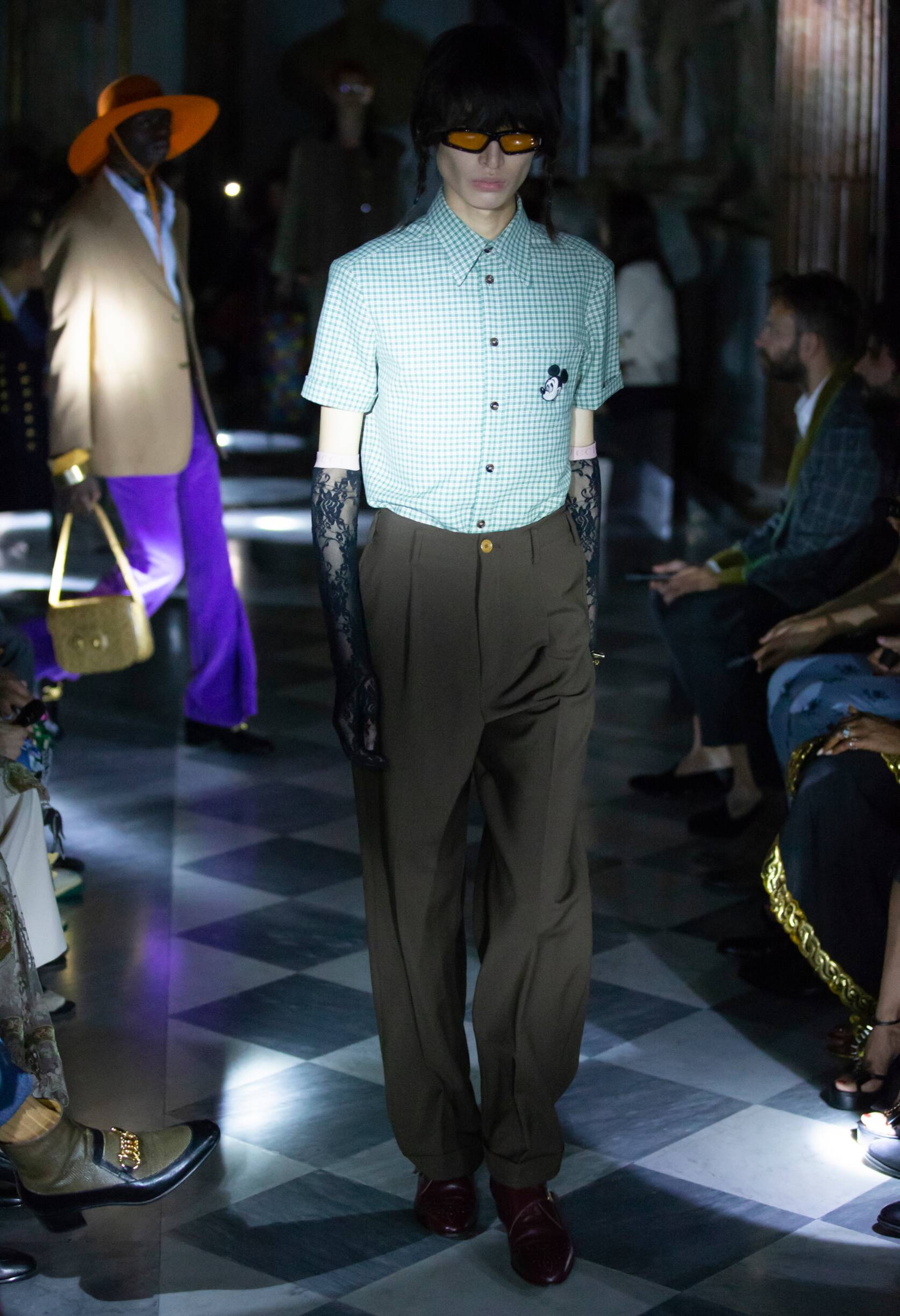 Gucci Cruise 2020 Collection Look 30 Rome