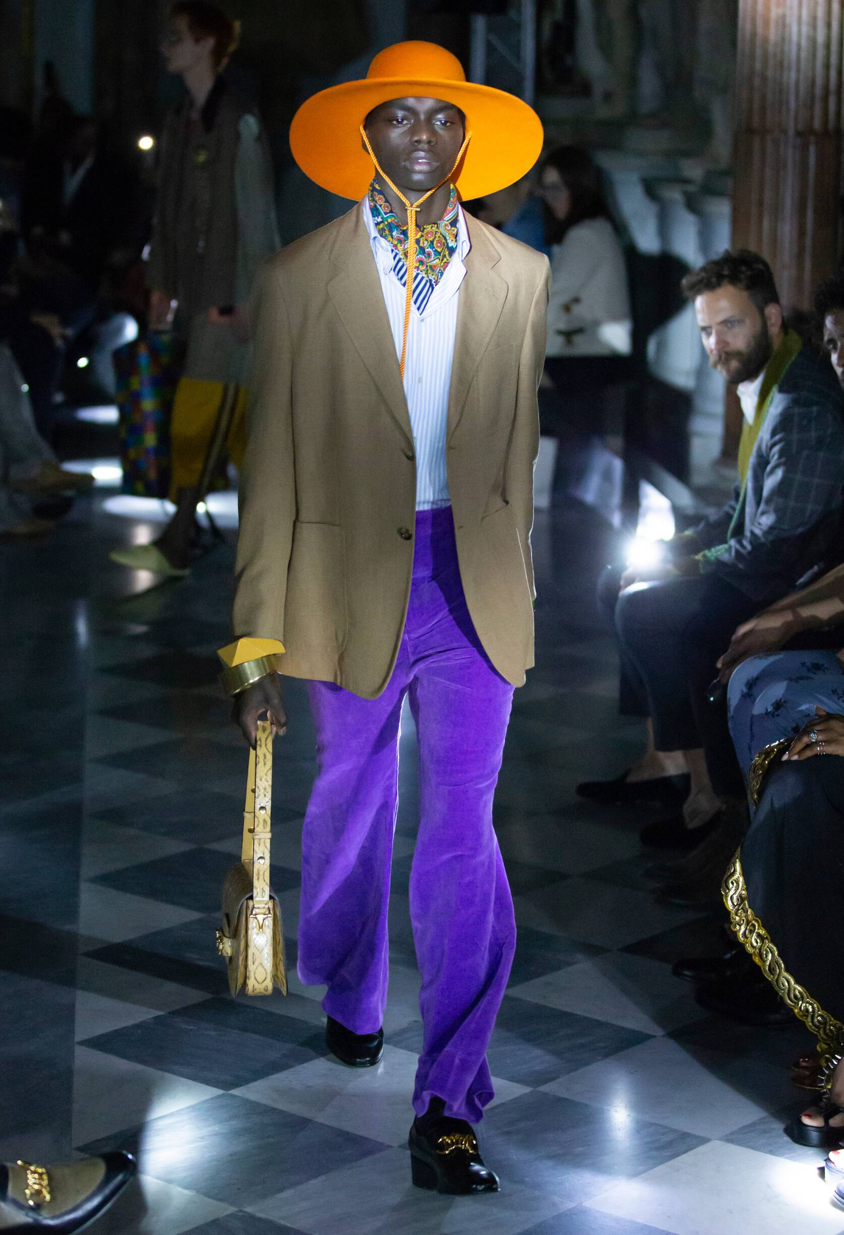 Gucci Cruise 2020 Collection Look 31 Rome