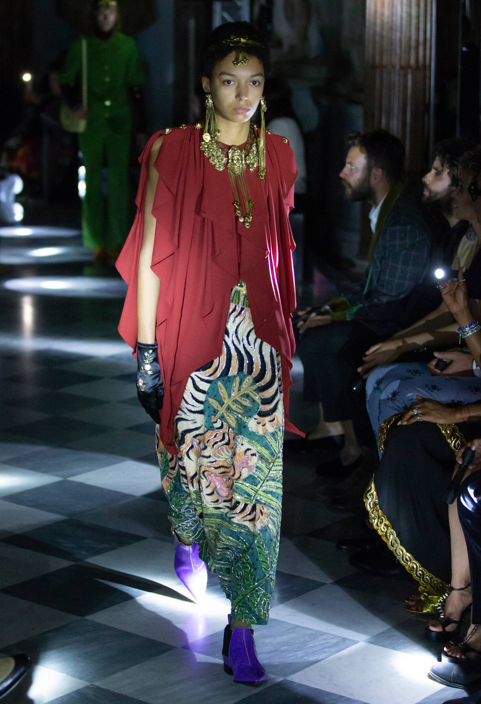 Gucci Cruise 2020 Collection Look 32 Rome