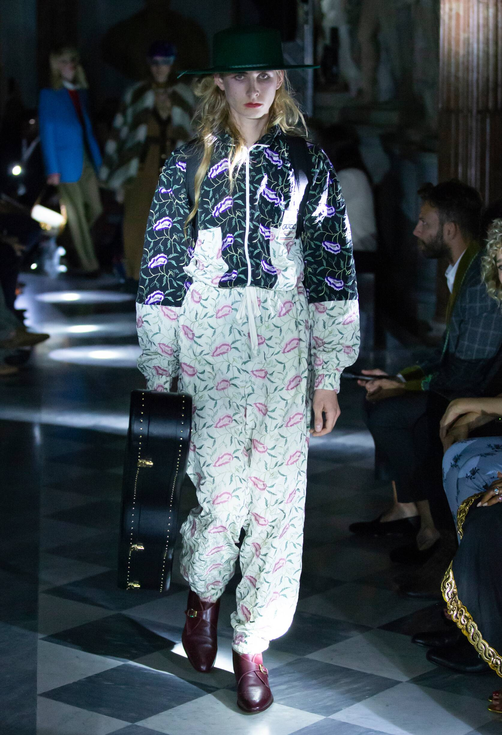 Gucci Cruise 2020 Collection Look 33 Rome