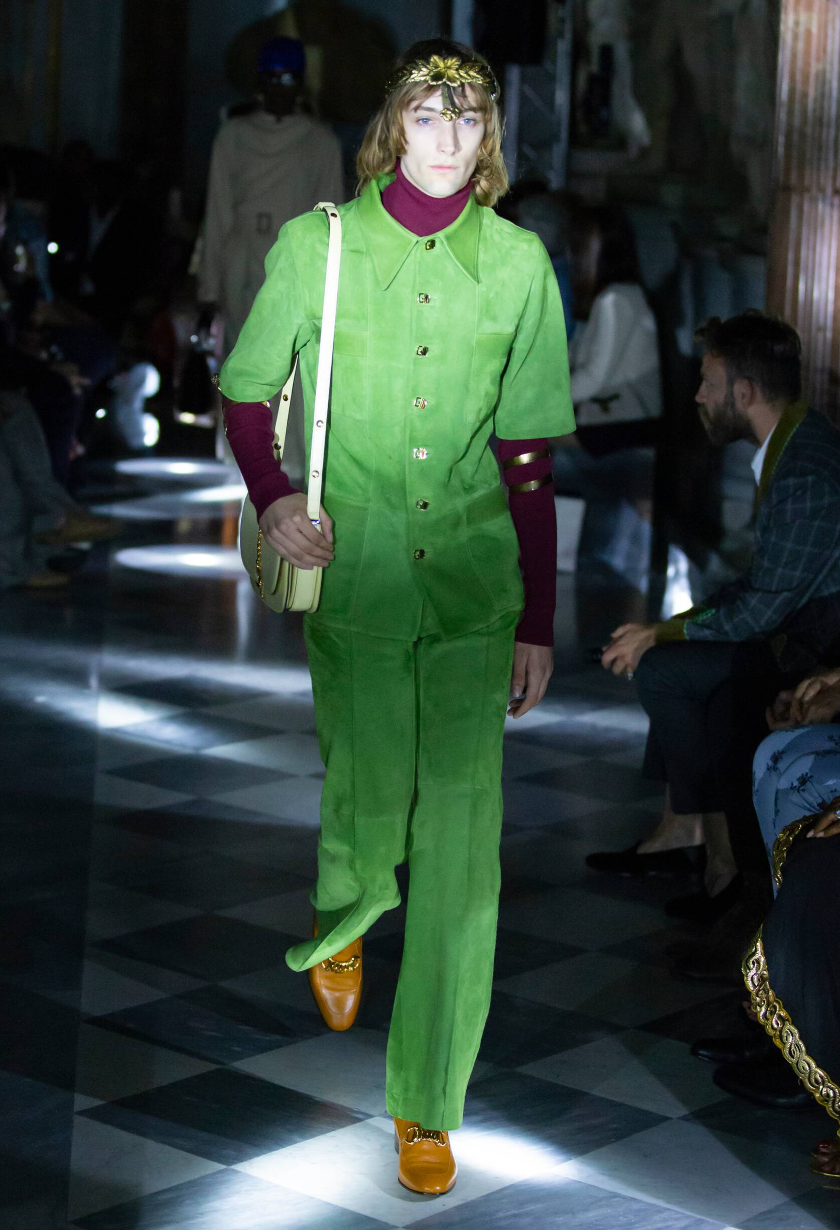 Gucci Cruise 2020 Collection Look 35 Rome