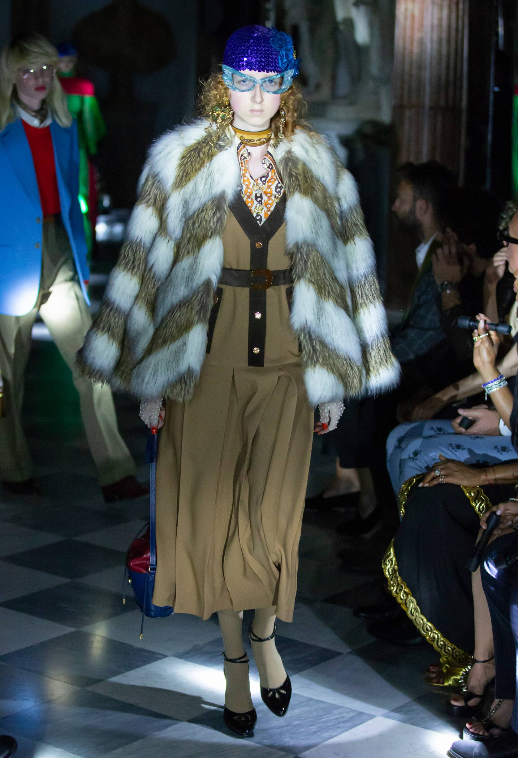 Gucci Cruise 2020 Collection Look 36 Rome