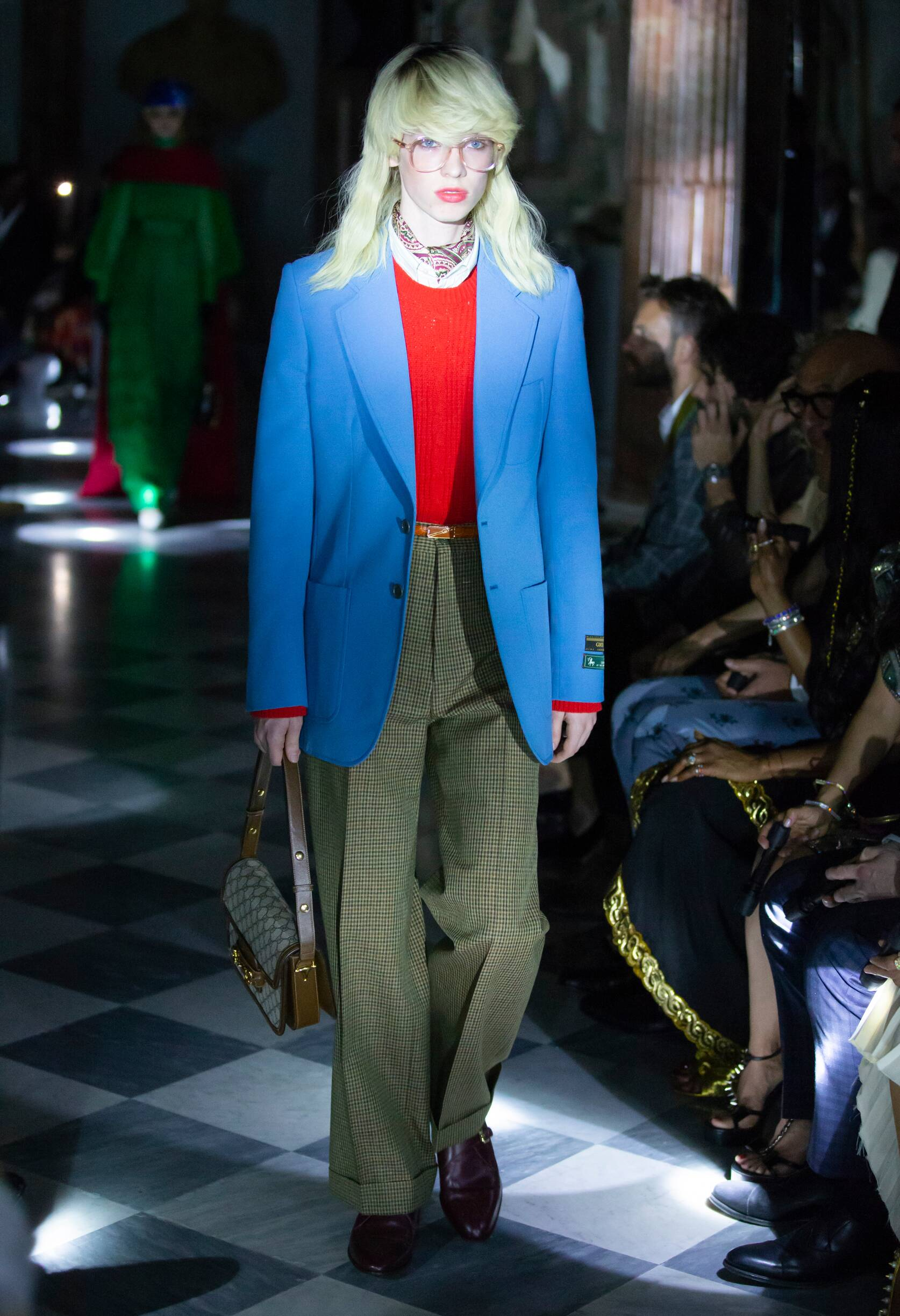 Gucci Cruise 2020 Collection Look 37 Rome