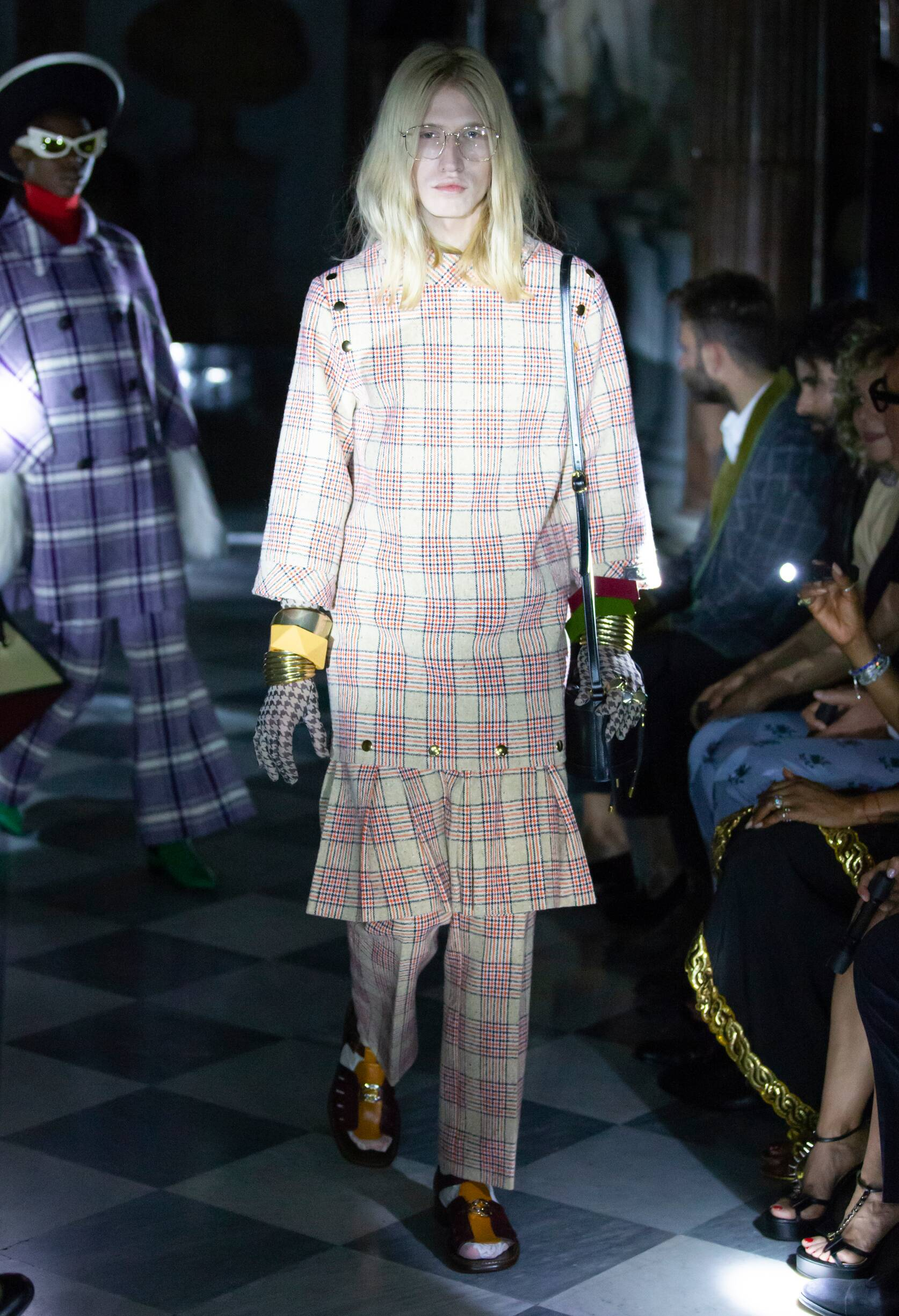 Gucci Cruise 2020 Collection Look 4 Rome