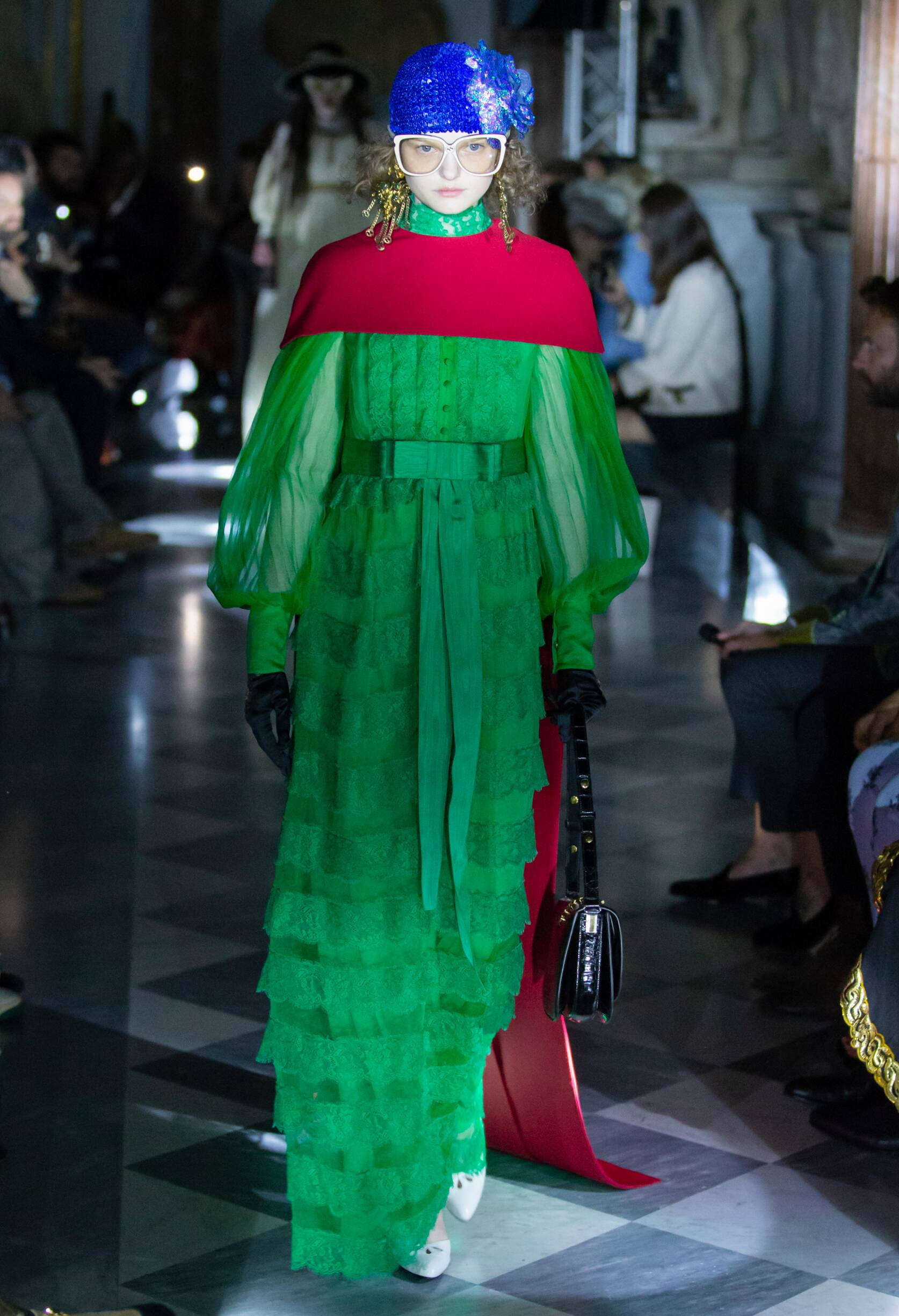 Gucci Cruise 2020 Collection Look 40 Rome