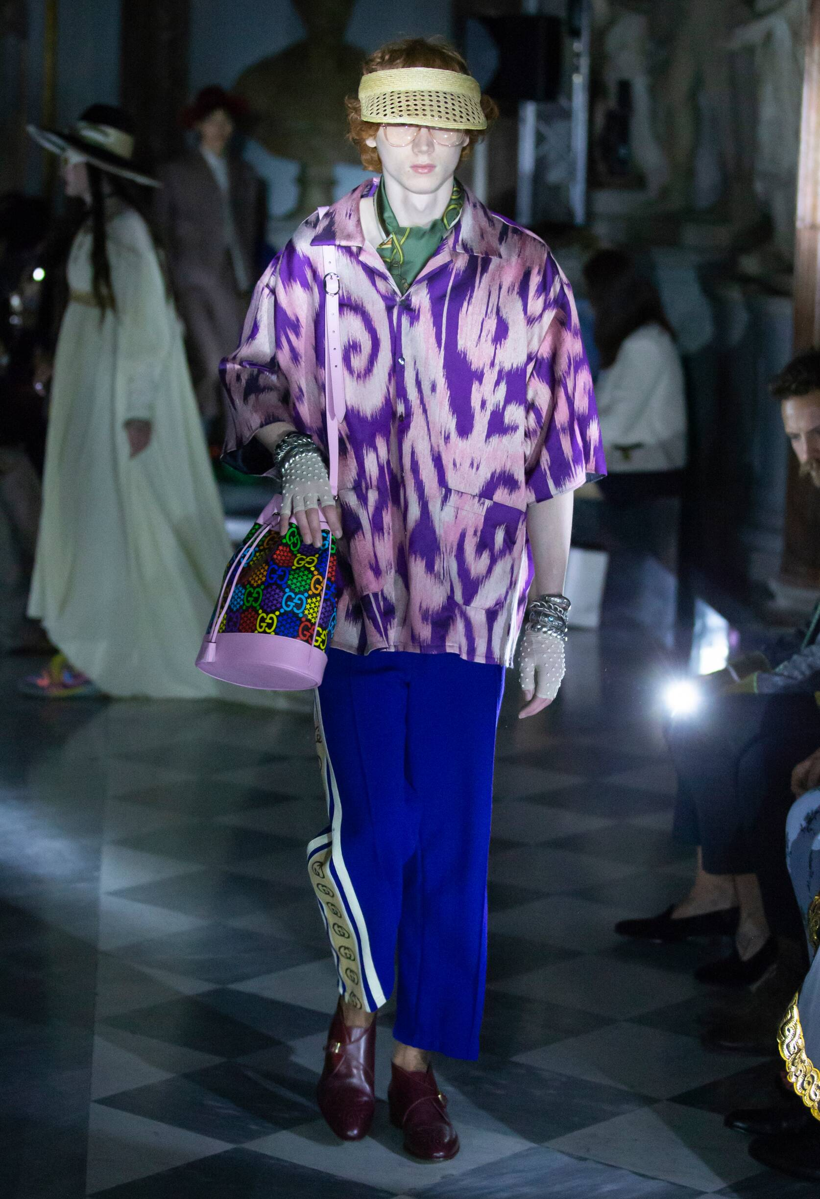 Gucci Cruise 2020 Collection Look 41 Rome
