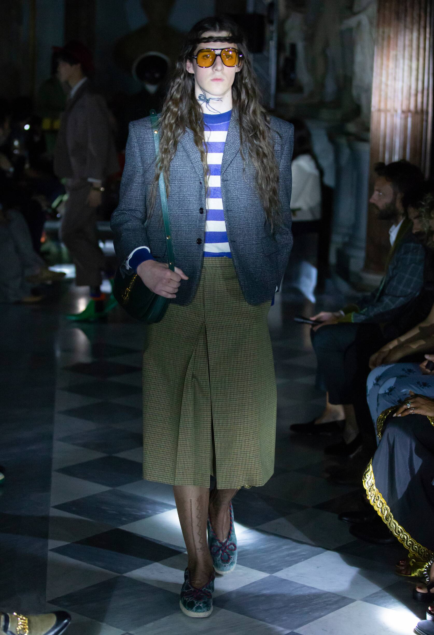 Gucci Cruise 2020 Collection Look 42 Rome