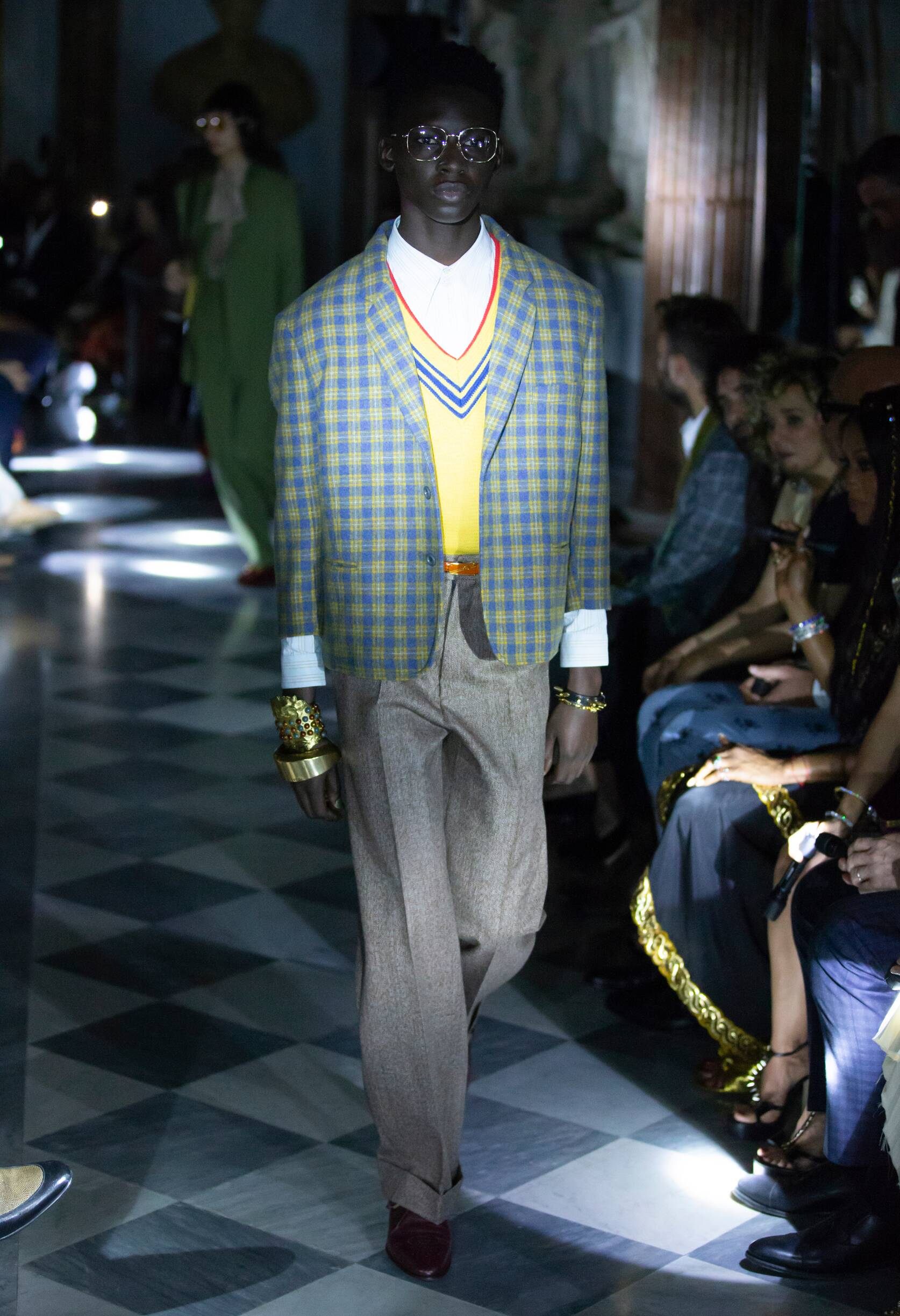 Gucci Cruise 2020 Collection Look 43 Rome