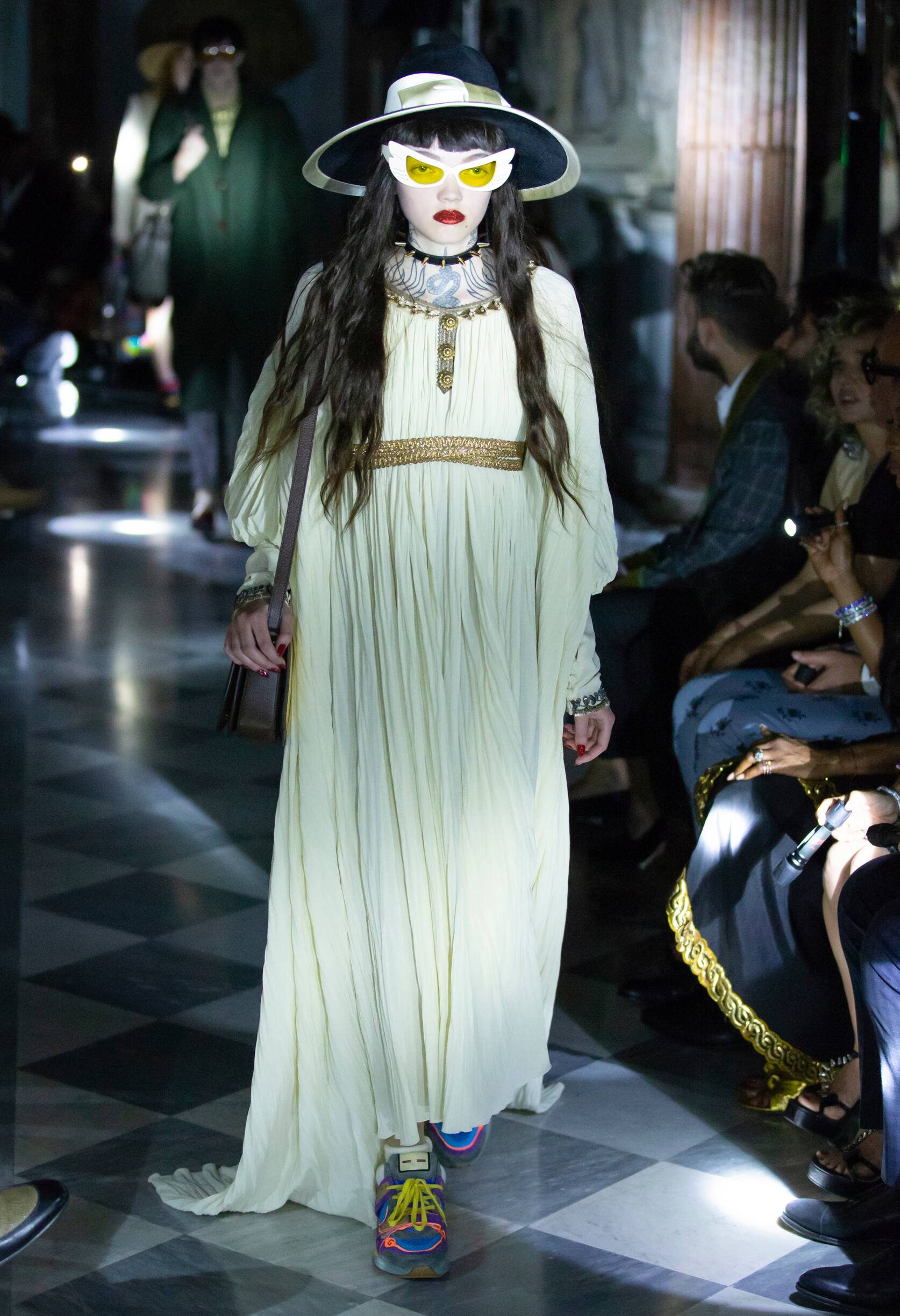 Gucci Cruise 2020 Collection Look 44 Rome