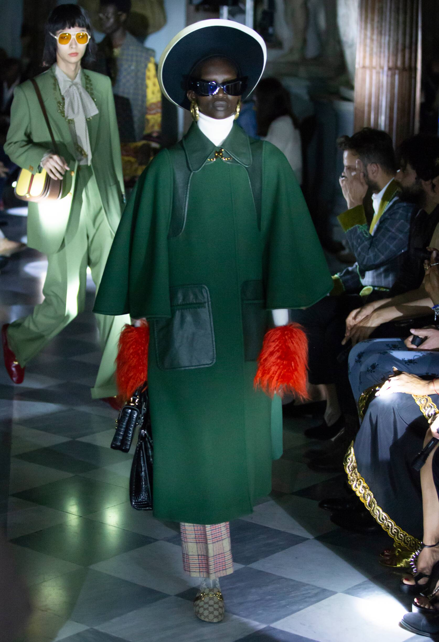 Gucci Cruise 2020 Collection Look 46 Rome