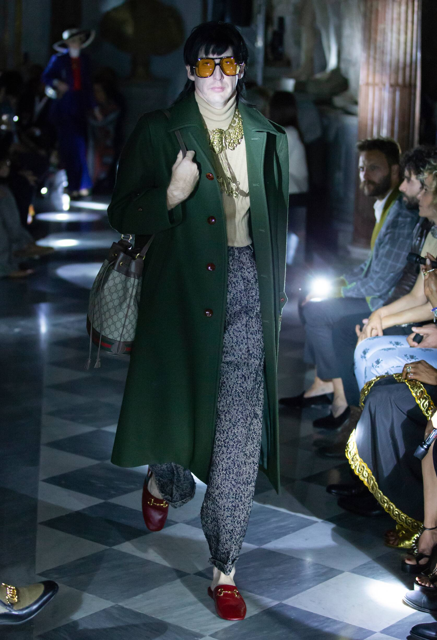 Gucci Cruise 2020 Collection Look 49 Rome