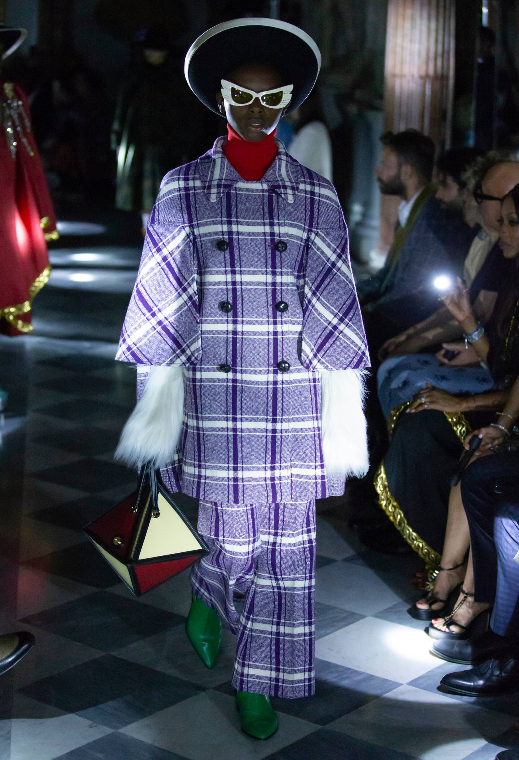 Gucci Cruise 2020 Collection Look 5 Rome