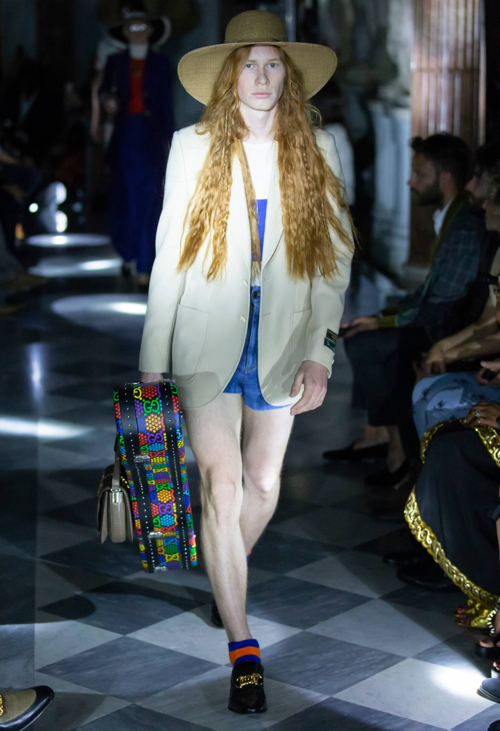 Gucci Cruise 2020 Collection Look 50 Rome