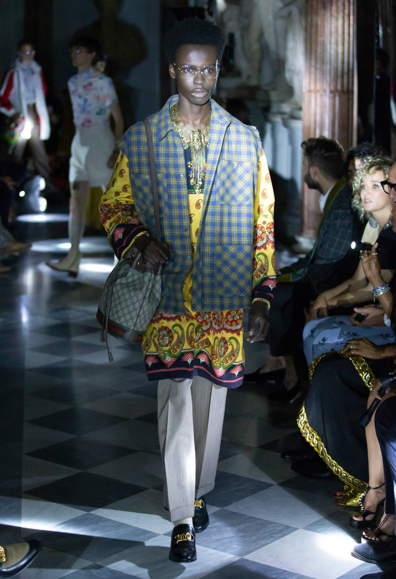 Gucci Cruise 2020 Collection Look 51 Rome