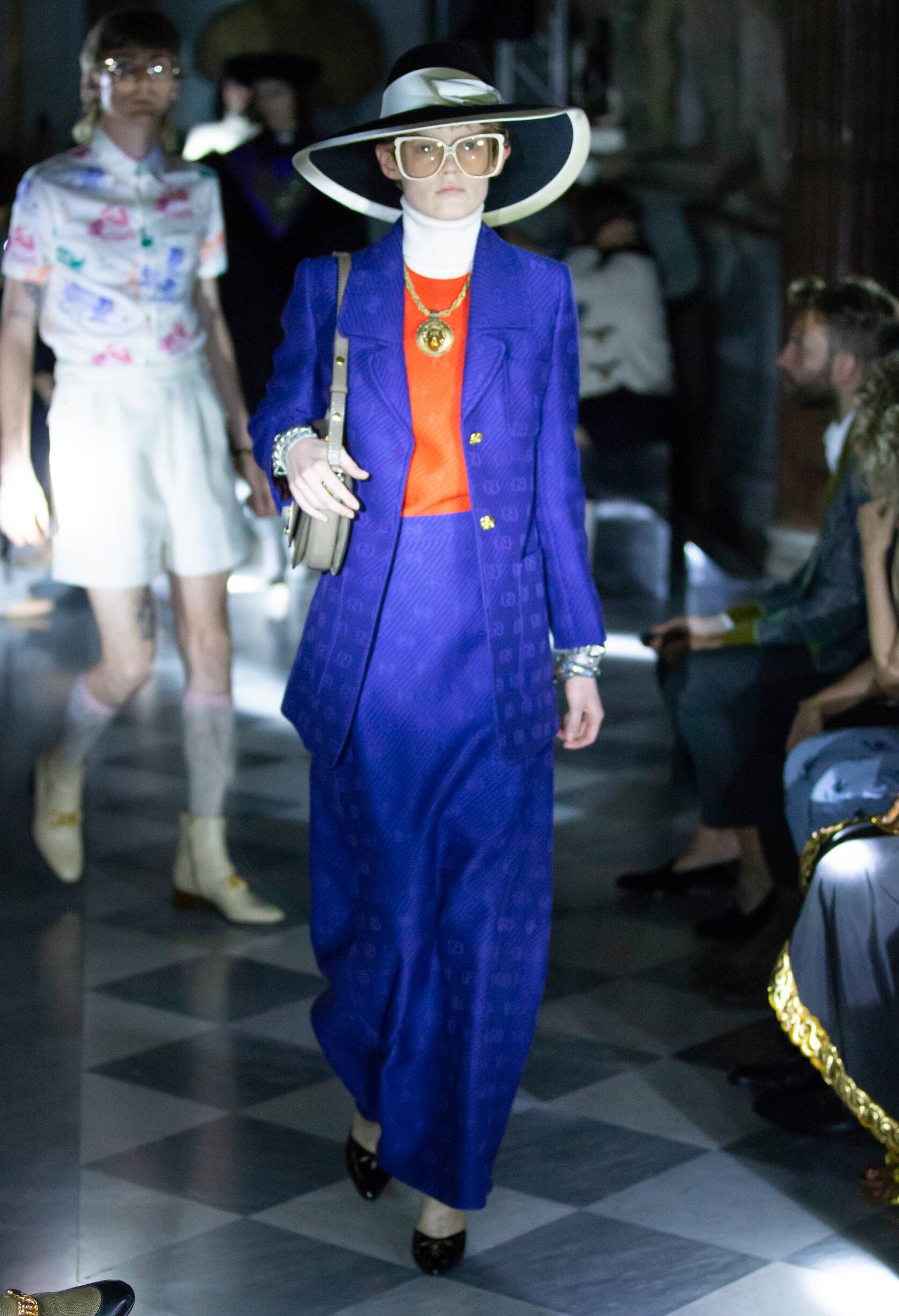 Gucci Cruise 2020 Collection Look 52 Rome