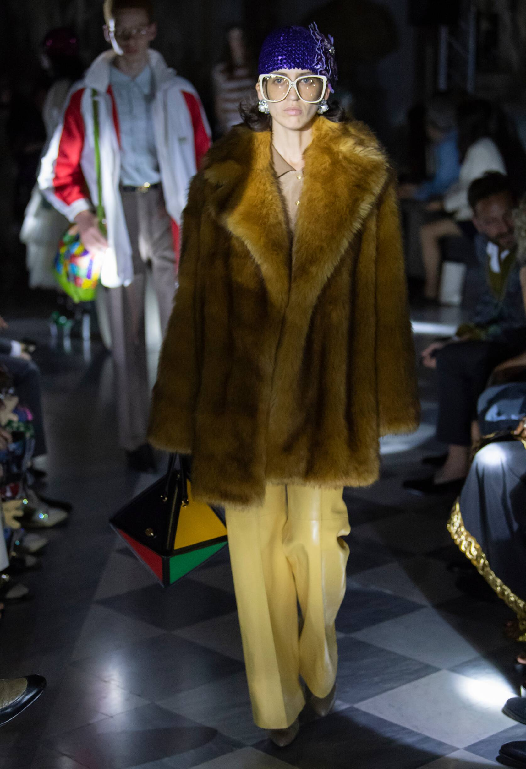 Gucci Cruise 2020 Collection Look 54 Rome