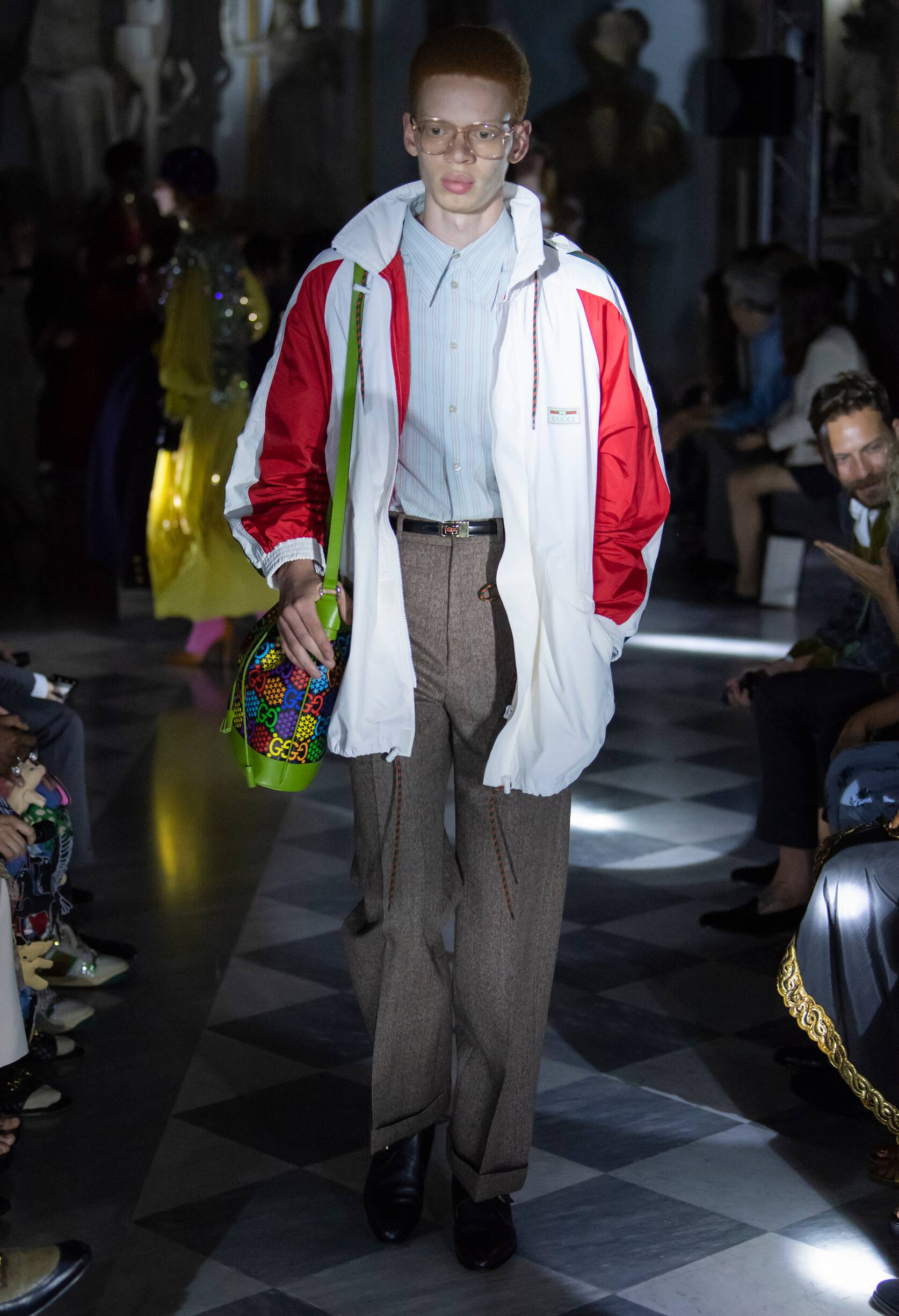 Gucci Cruise 2020 Collection Look 55 Rome