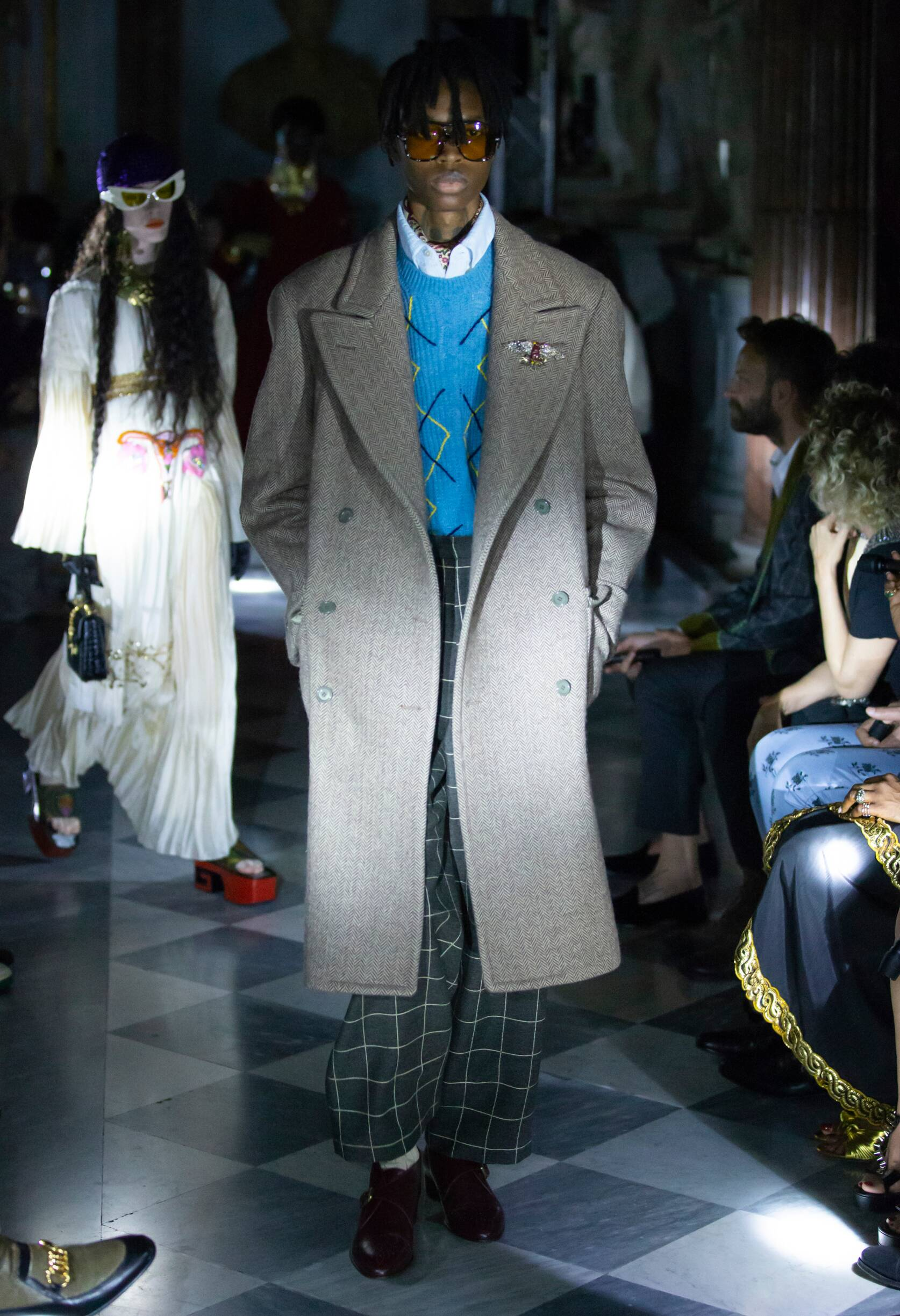 Gucci Cruise 2020 Collection Look 56 Rome