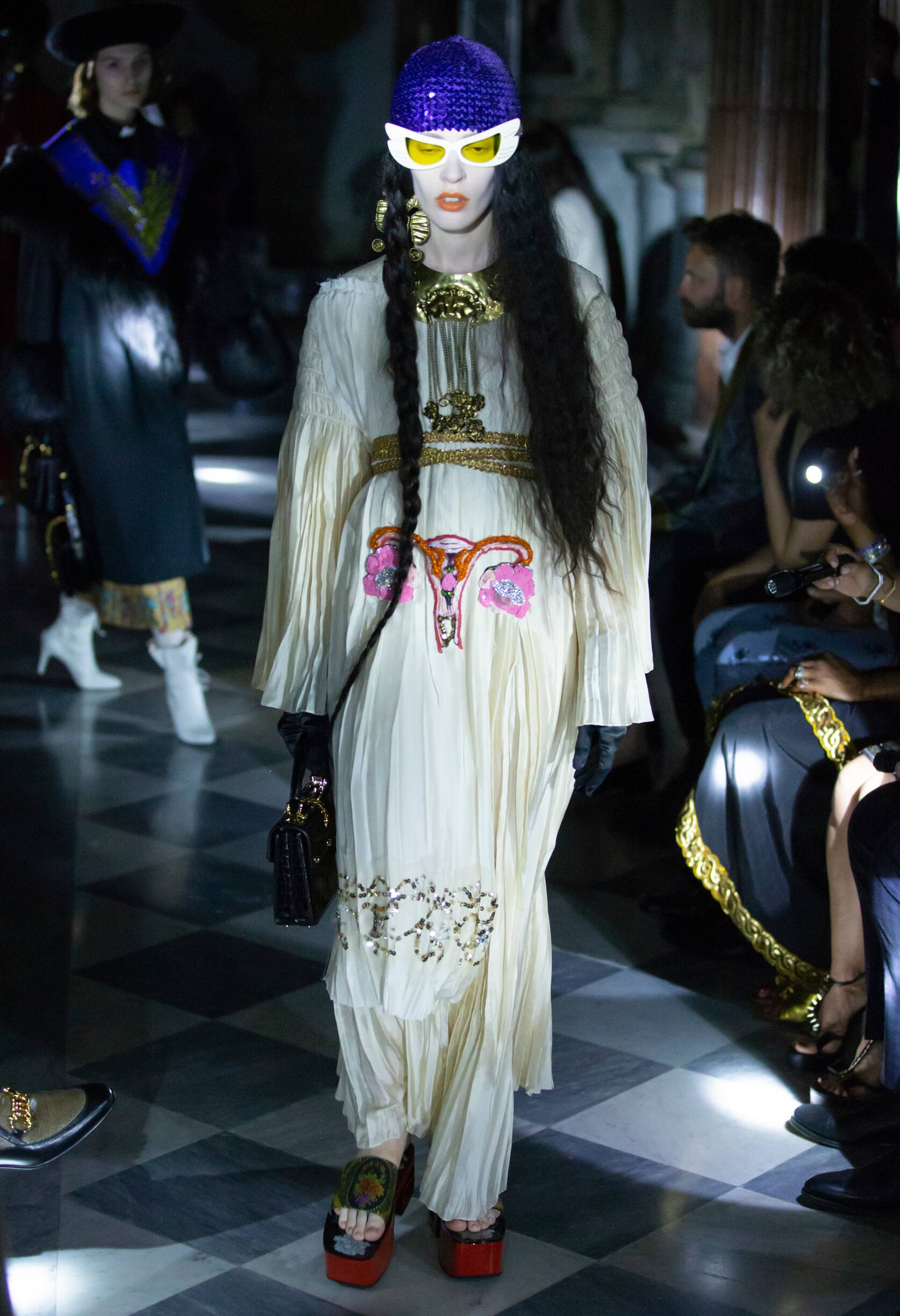 Gucci Cruise 2020 Collection Look 57 Rome