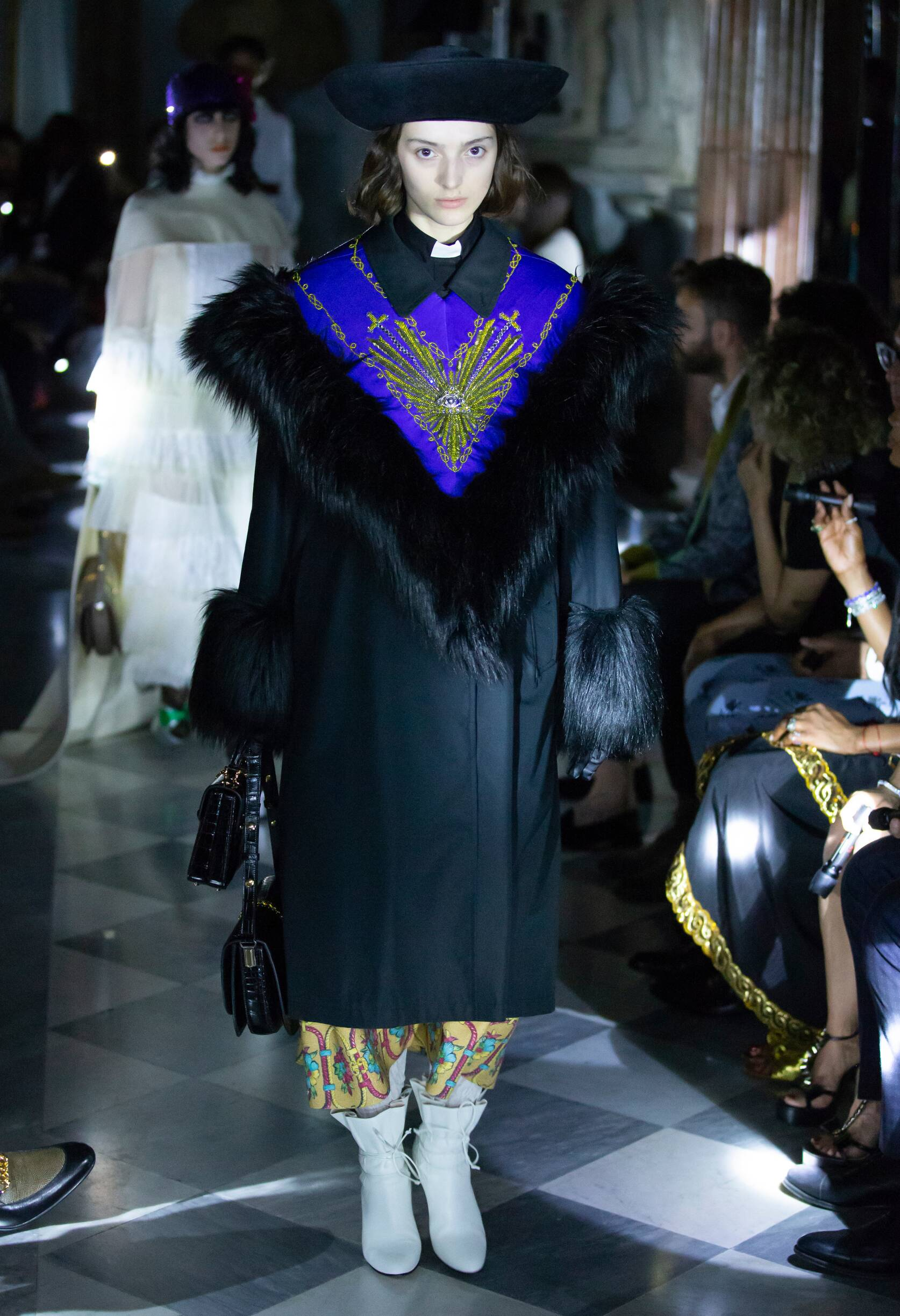 Gucci Cruise 2020 Collection Look 58 Rome