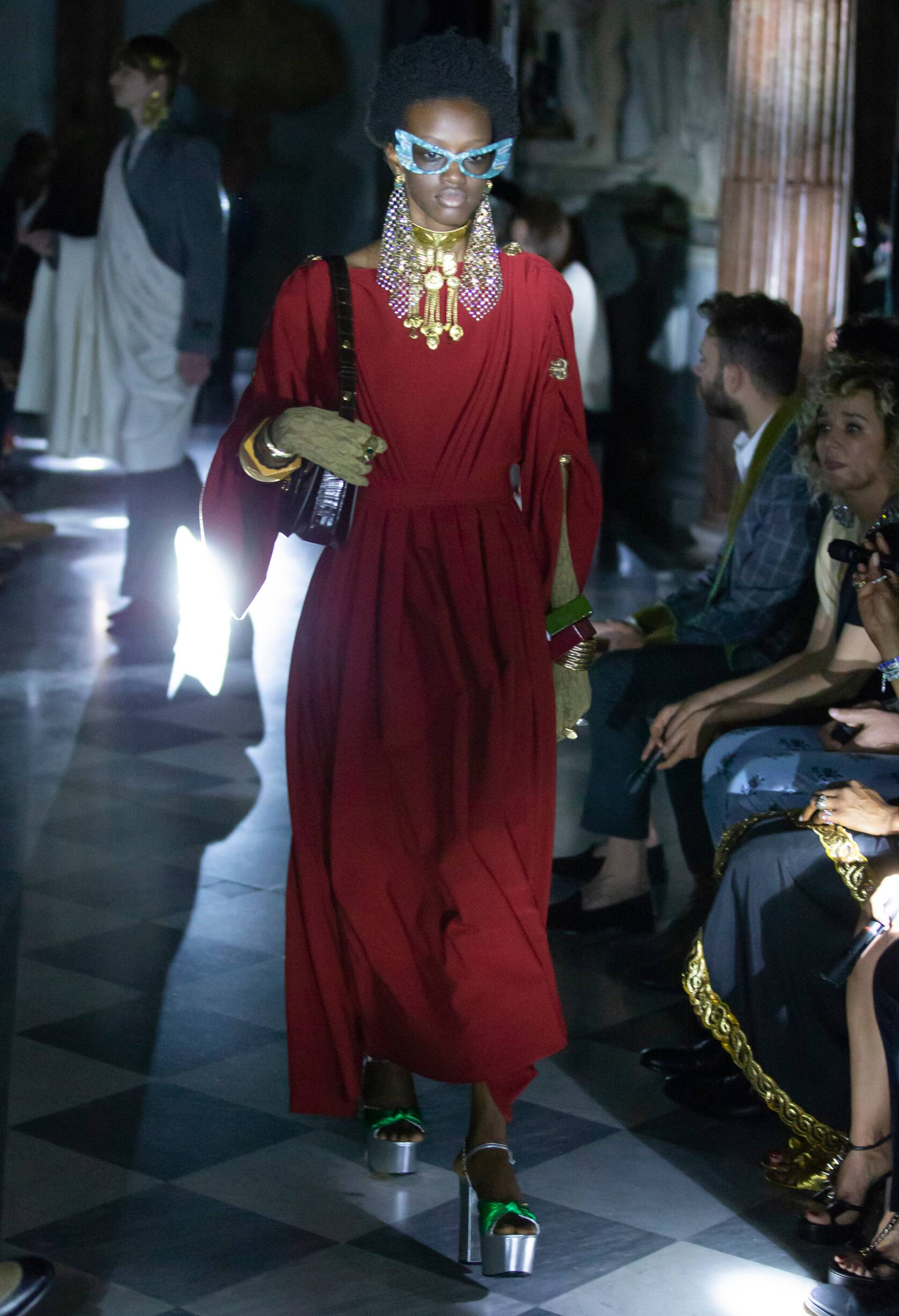 Gucci Cruise 2020 Collection Look 62 Rome
