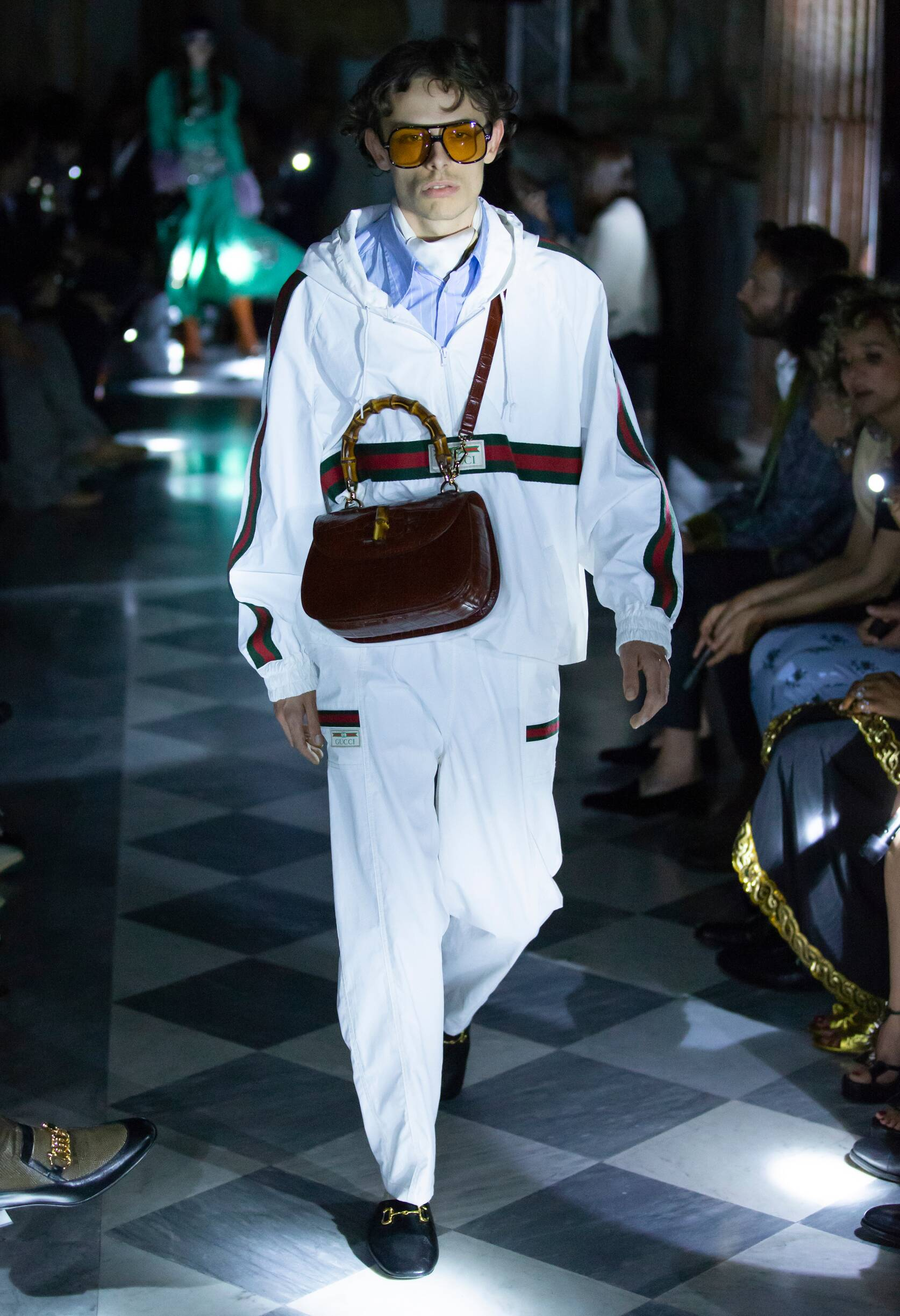 Gucci Cruise 2020 Collection Look 63 Rome