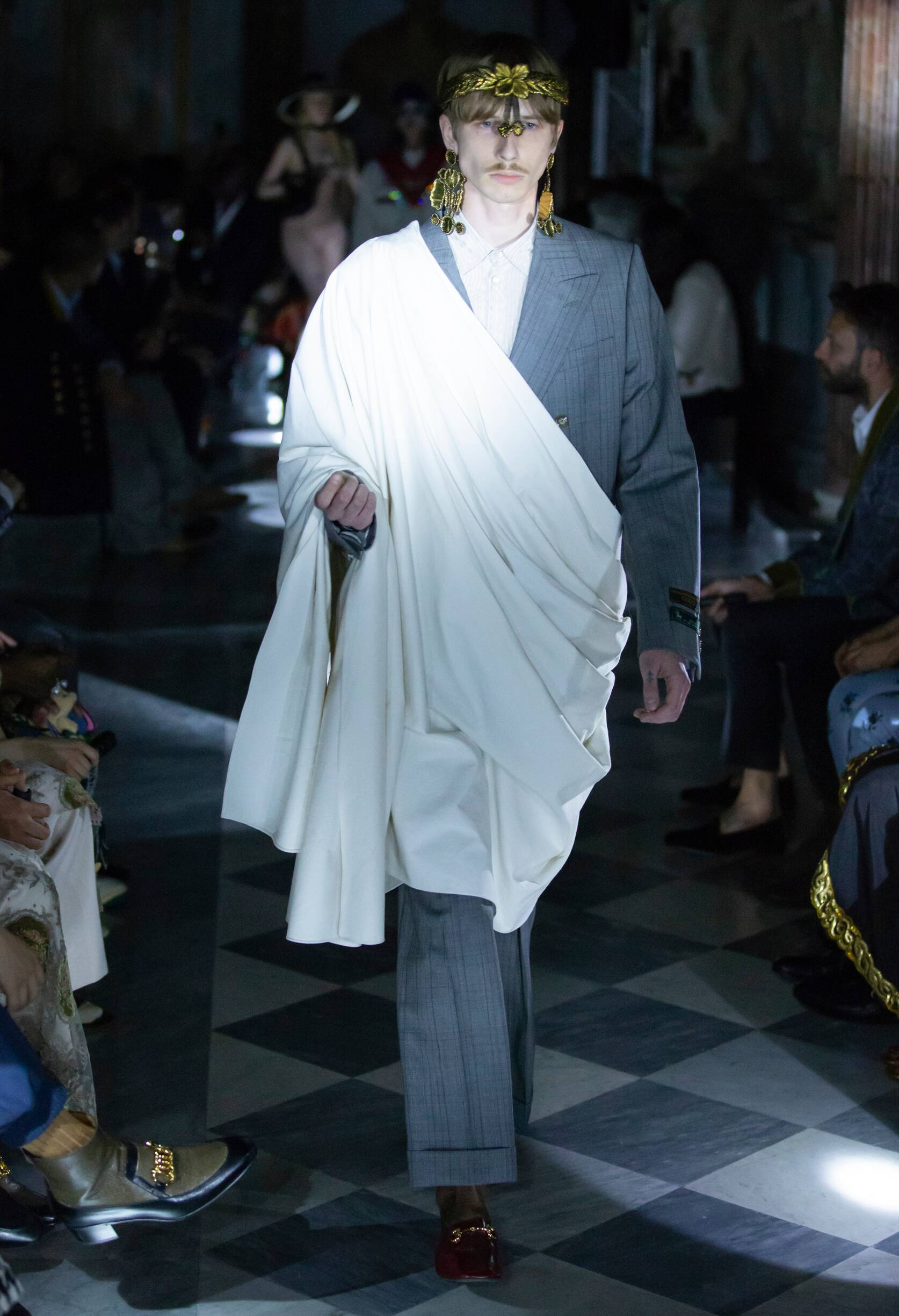Gucci Cruise 2020 Collection Look 64 Rome