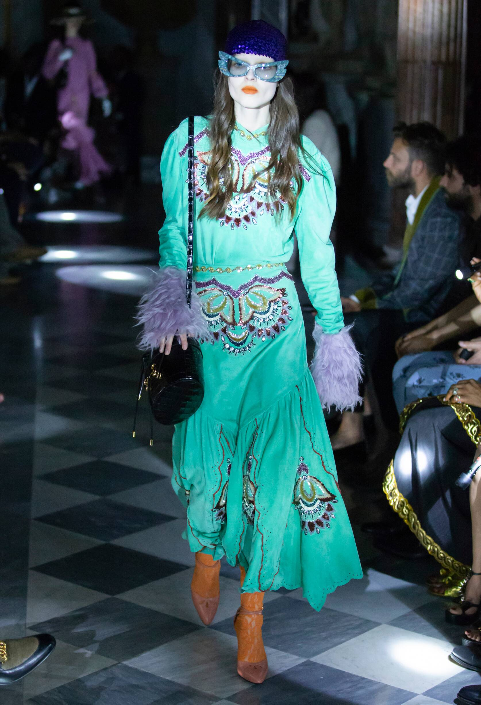 Gucci Cruise 2020 Collection Look 65 Rome