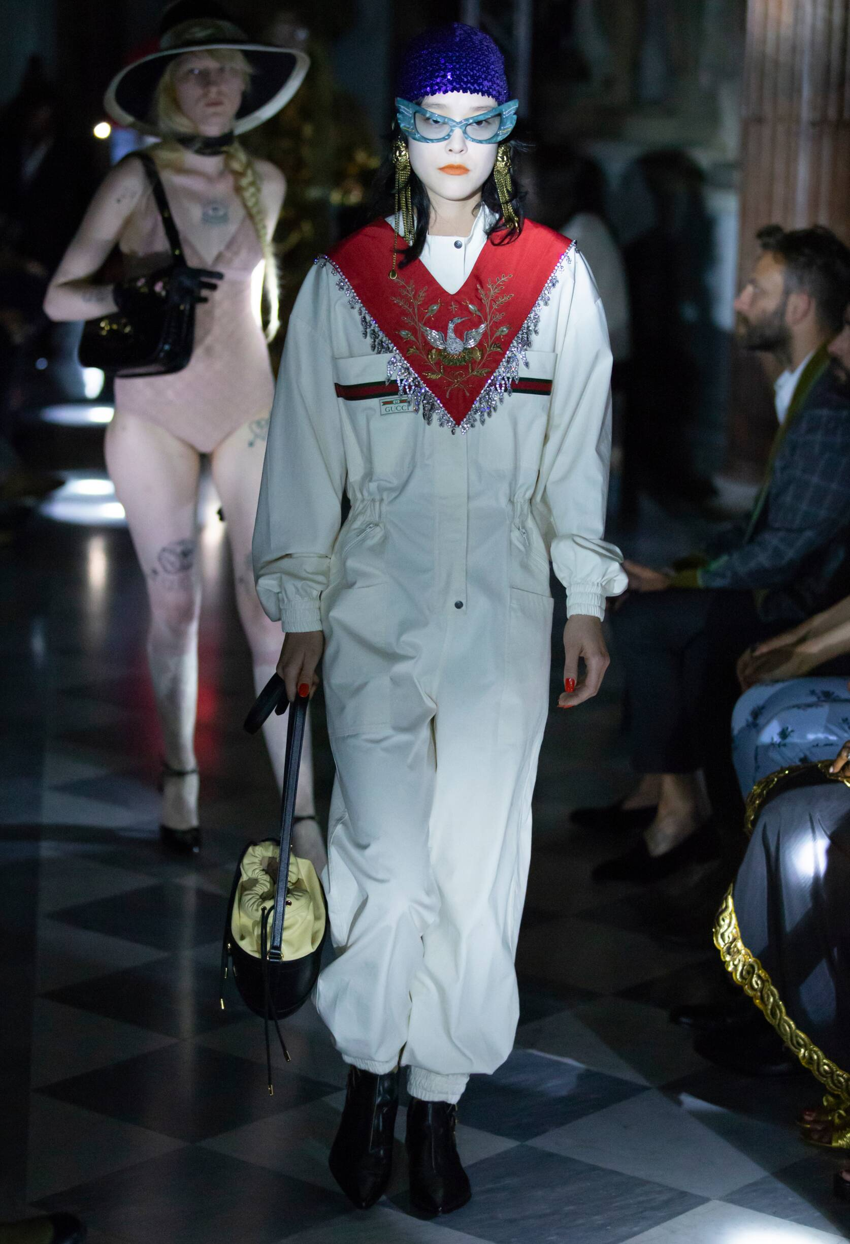 Gucci Cruise 2020 Collection Look 67 Rome