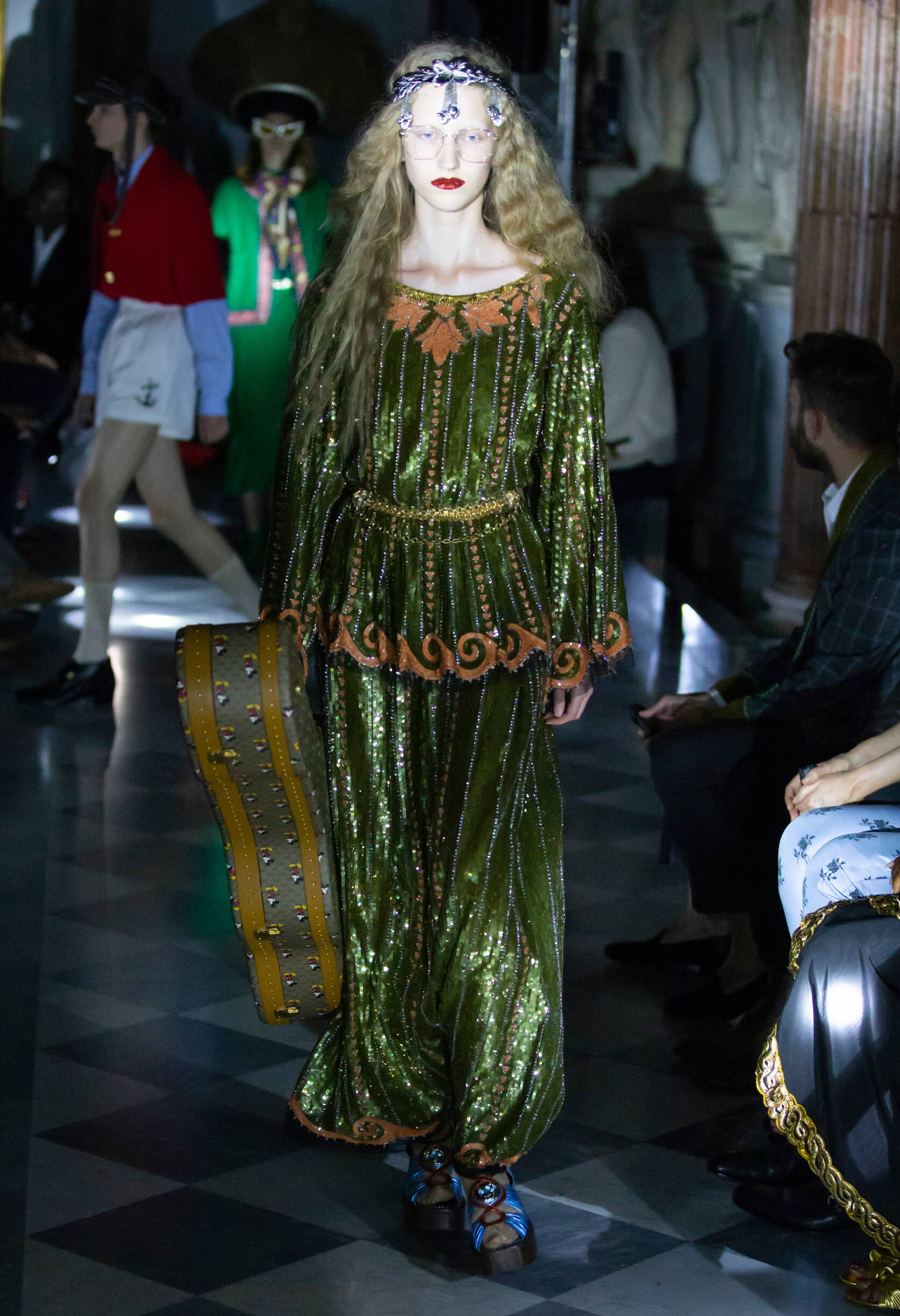 Gucci Cruise 2020 Collection Look 69 Rome